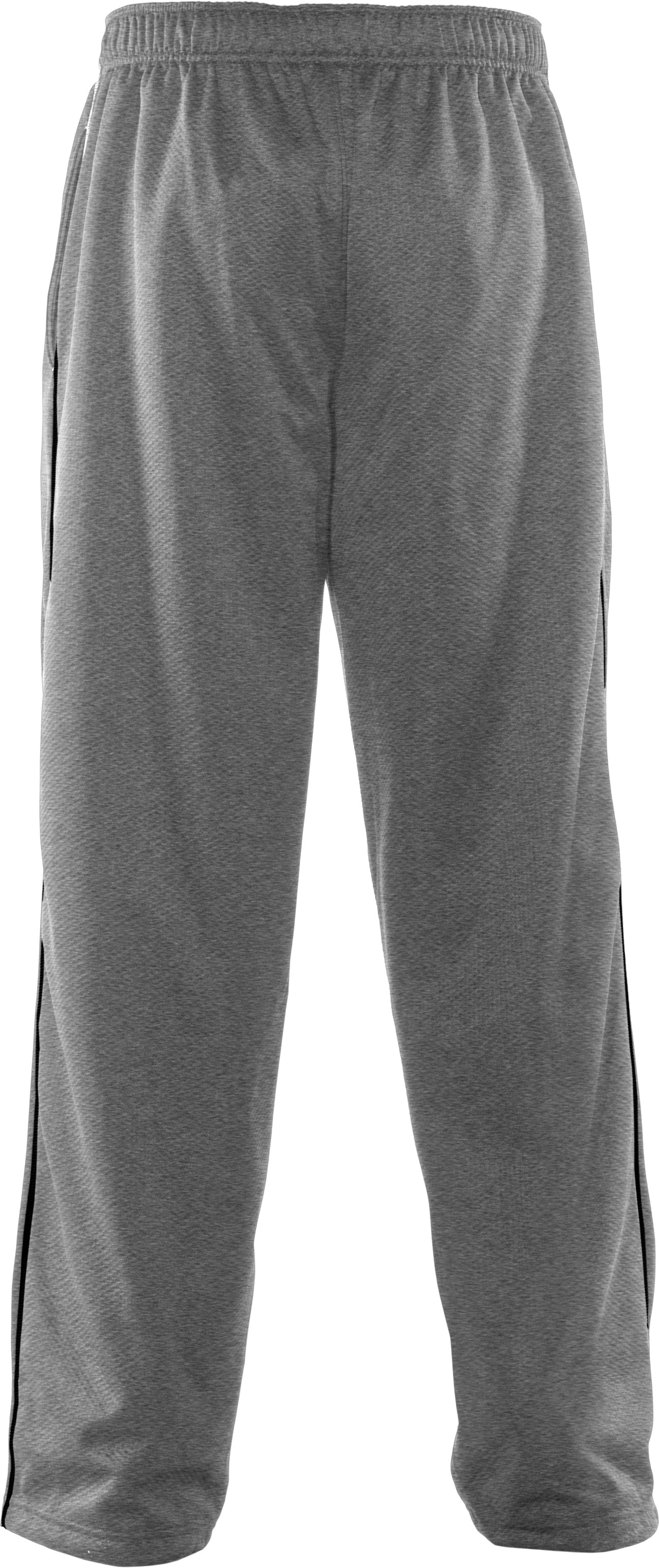 "Men's UA Tech™ Fleece 32"" Pants, True Gray Heather"