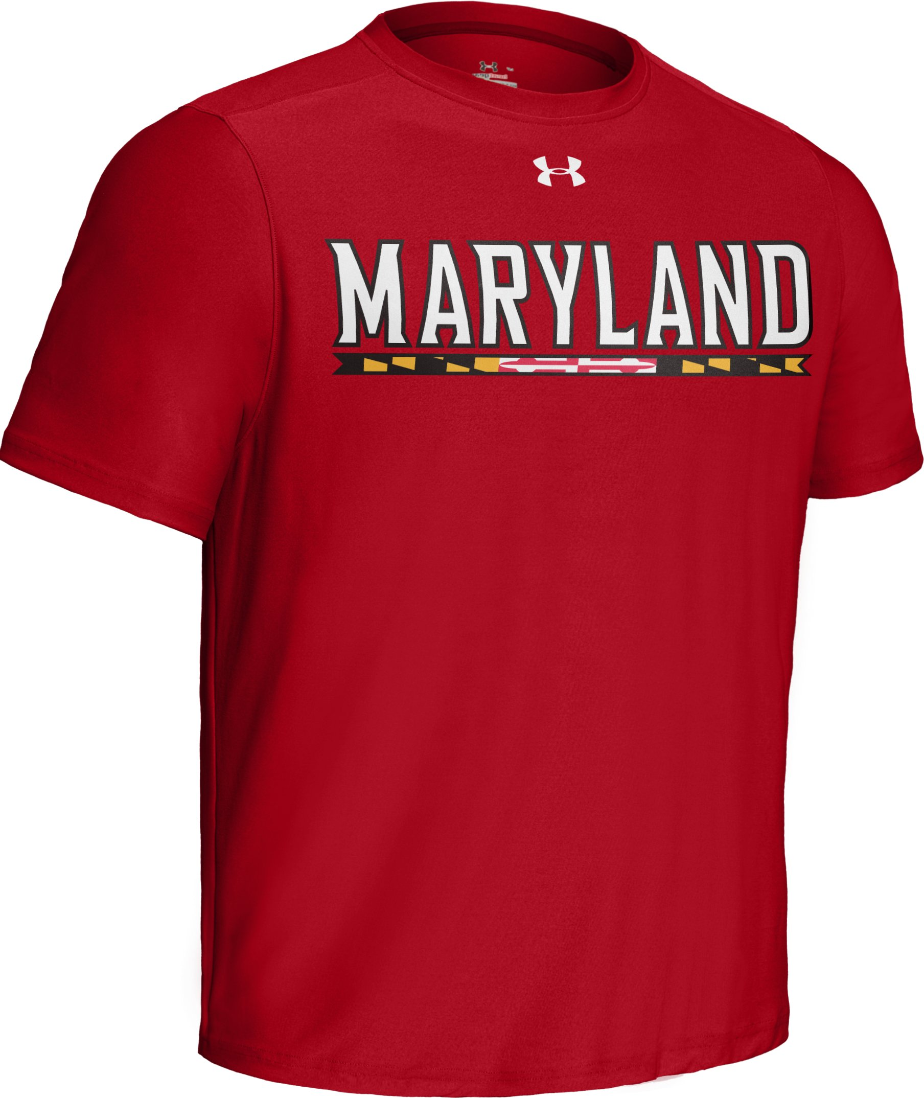 Men's Maryland Represent Graphic T-Shirt, Red, undefined