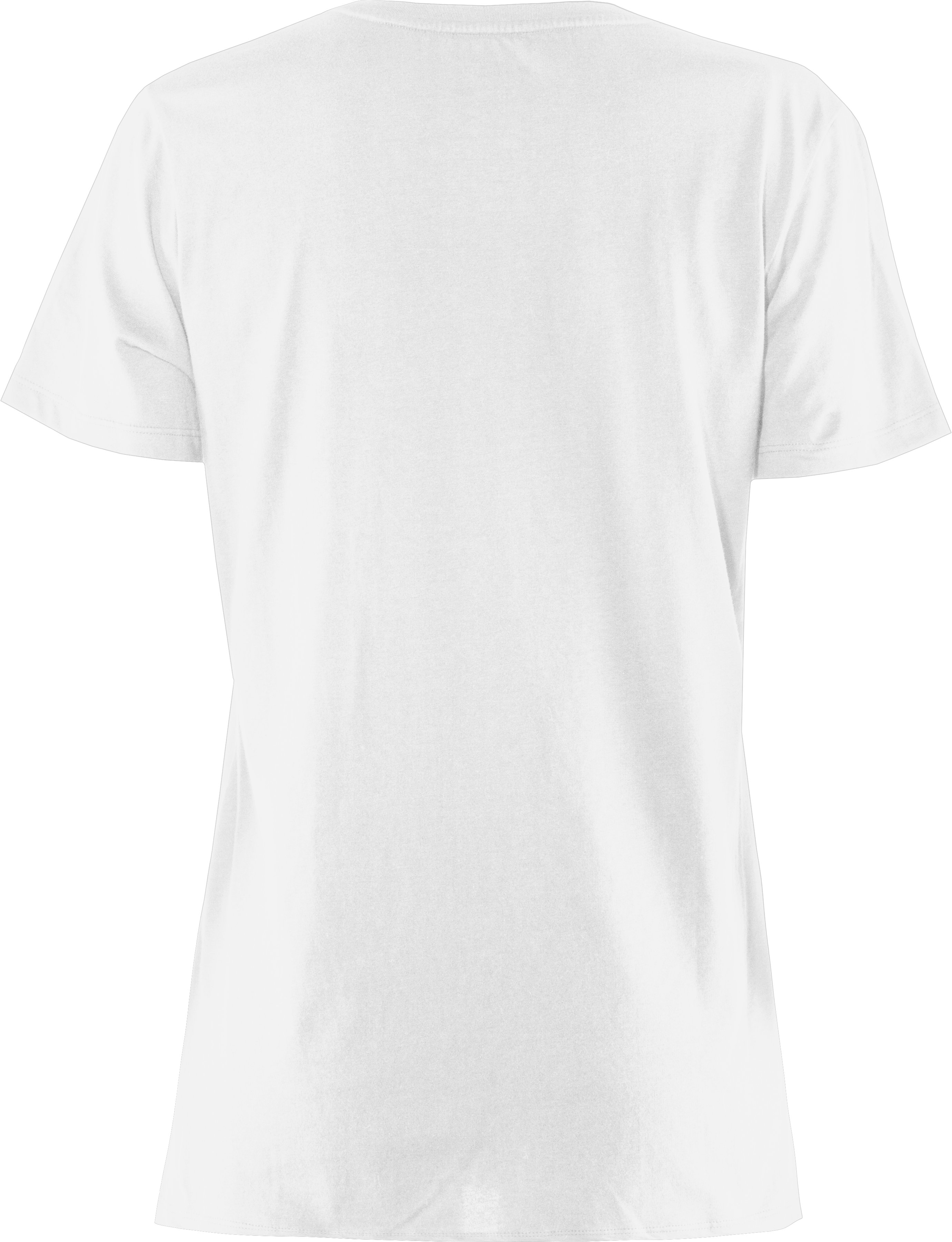 Women's UA Fish Hook T-Shirt, White,