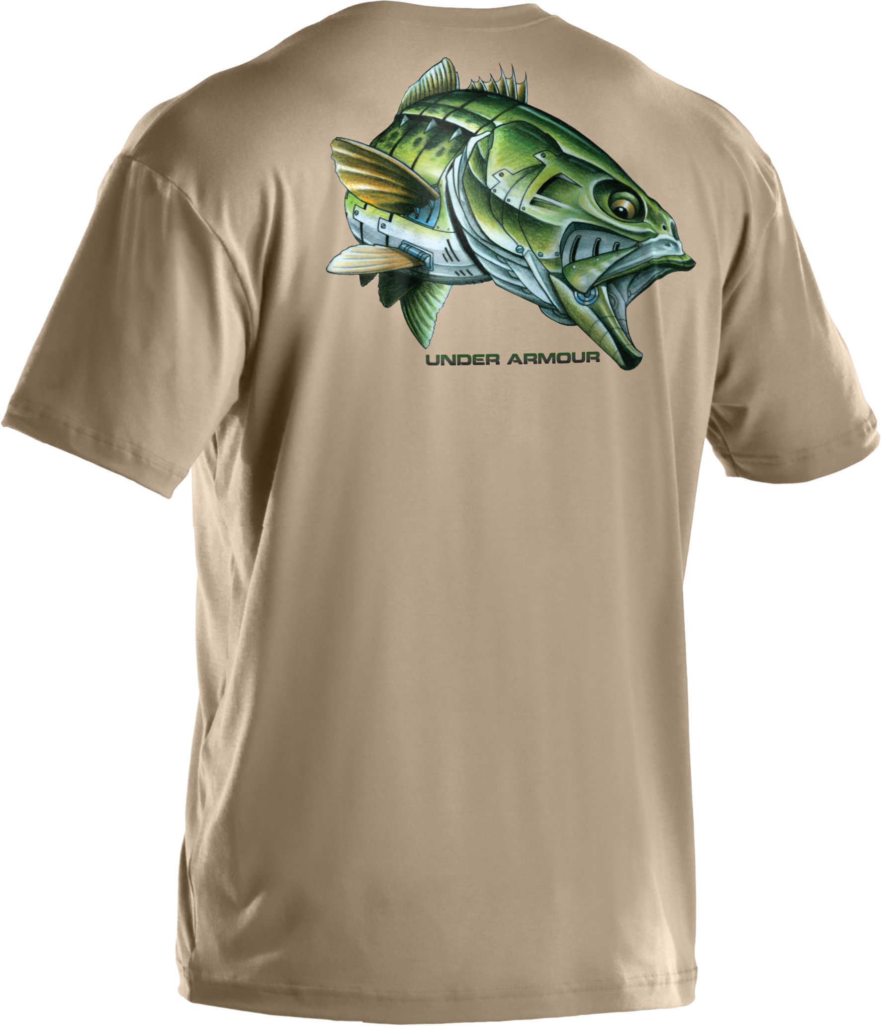 Men's UA Armoured™ Bass T-Shirt, BRANCH, undefined