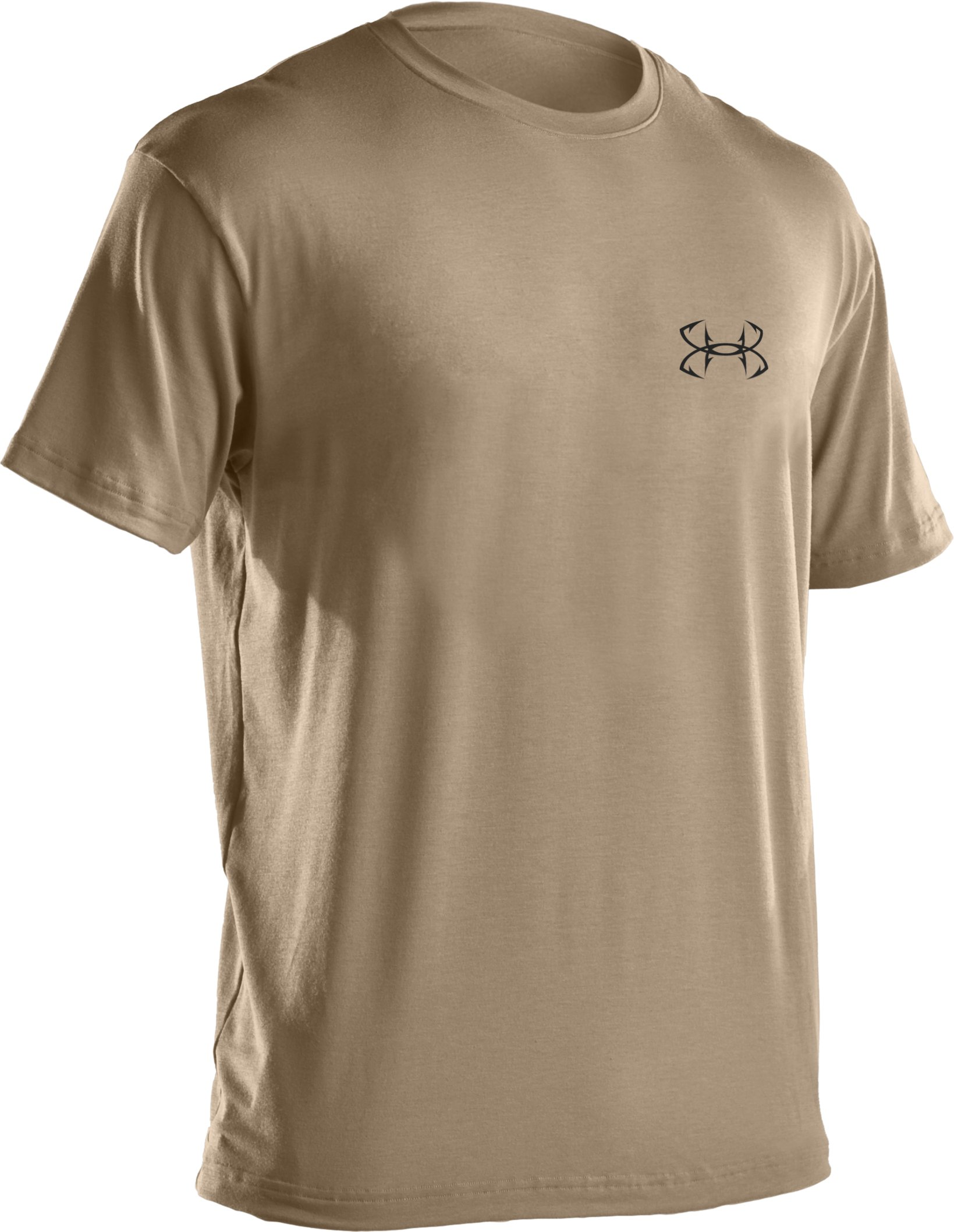 Men's UA Armoured™ Bass T-Shirt, BRANCH