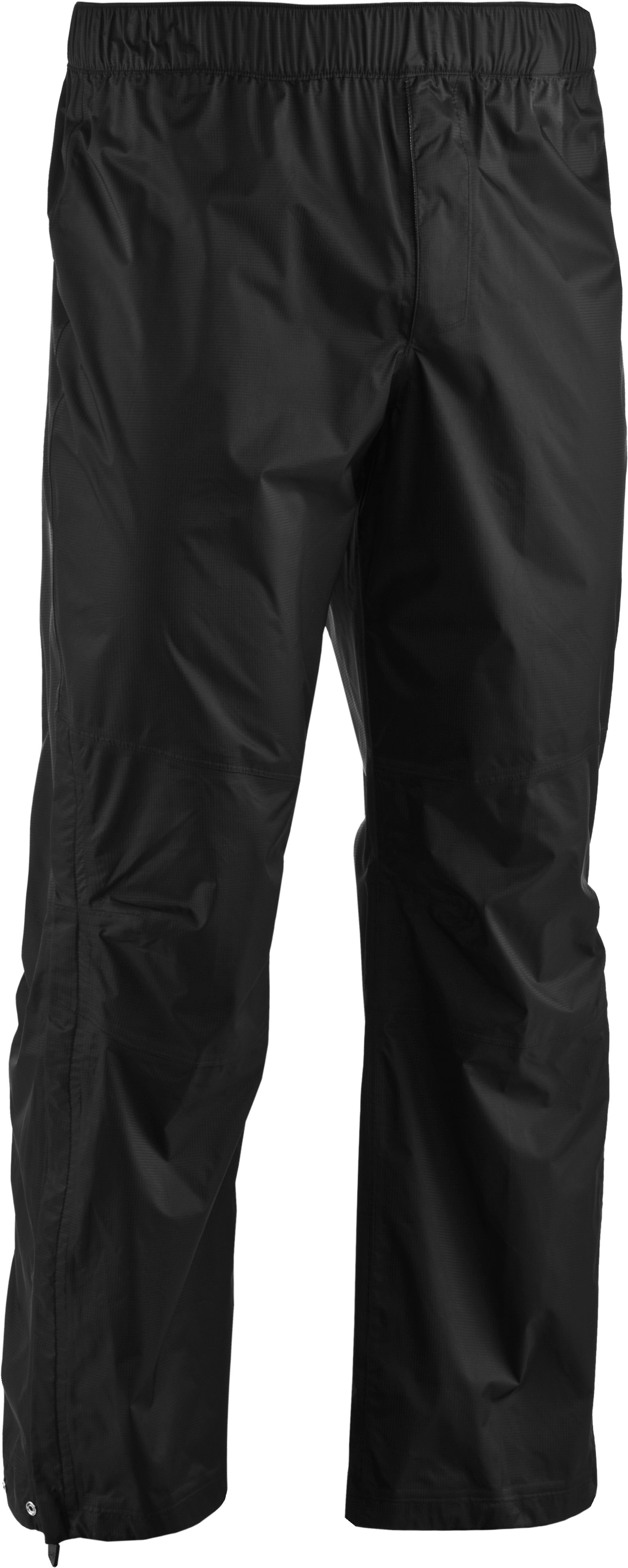 Men's UA StormFront Pants, Black