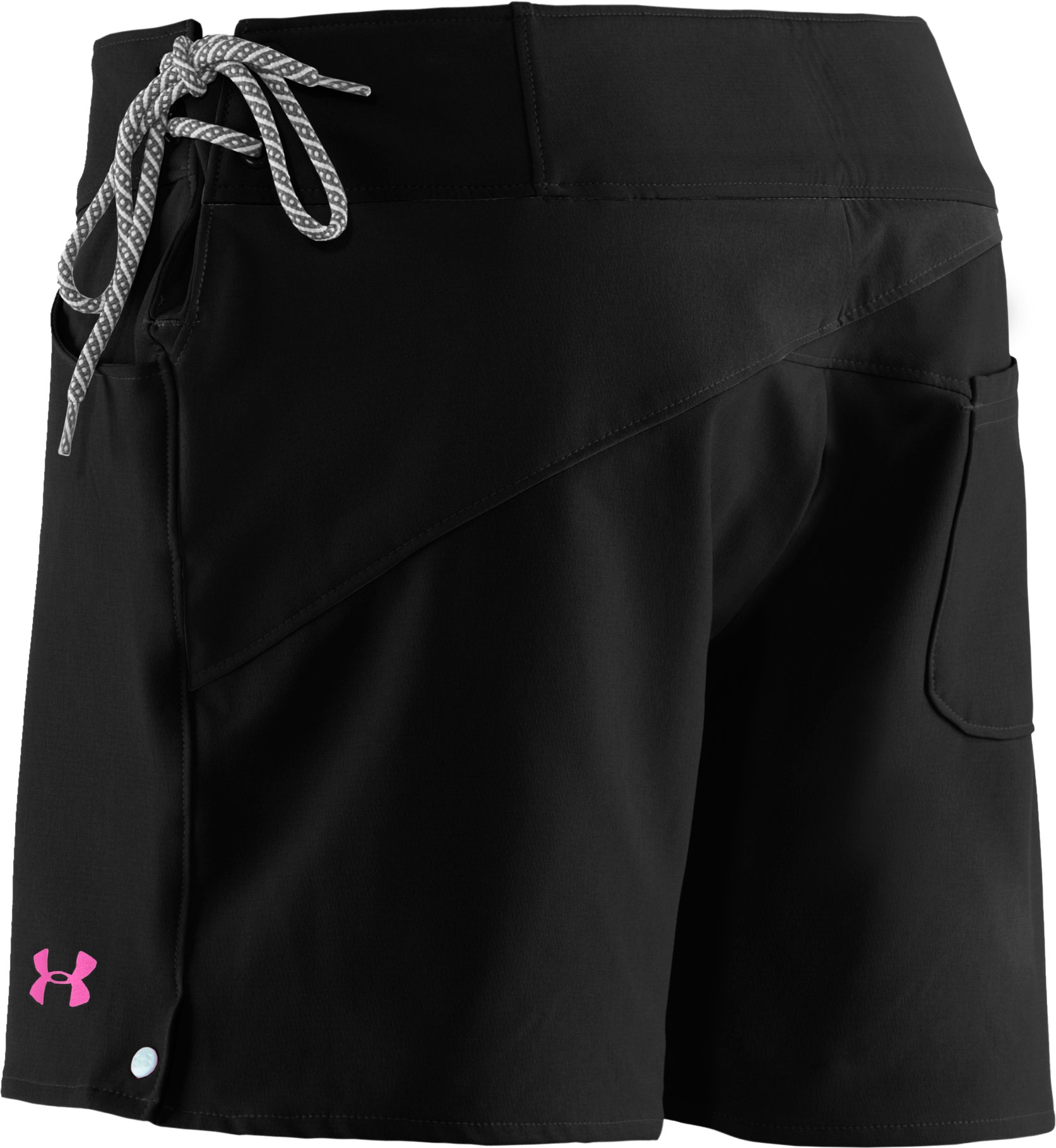 Women's Wavamae Boardshorts, Black