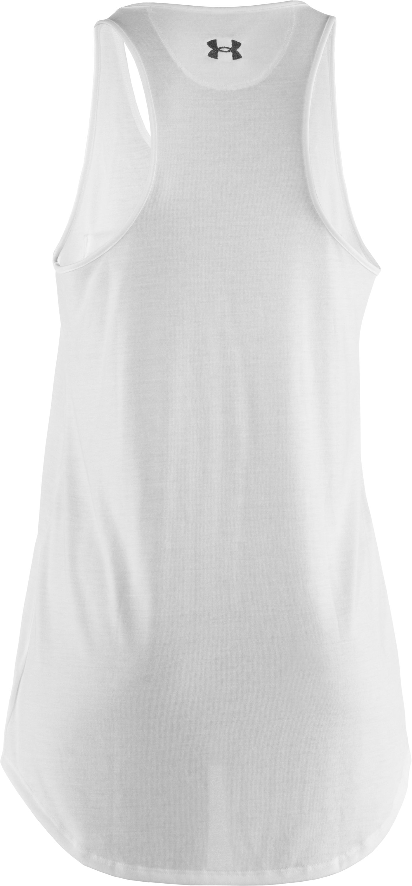 Women's UA Chippewa Tank, White