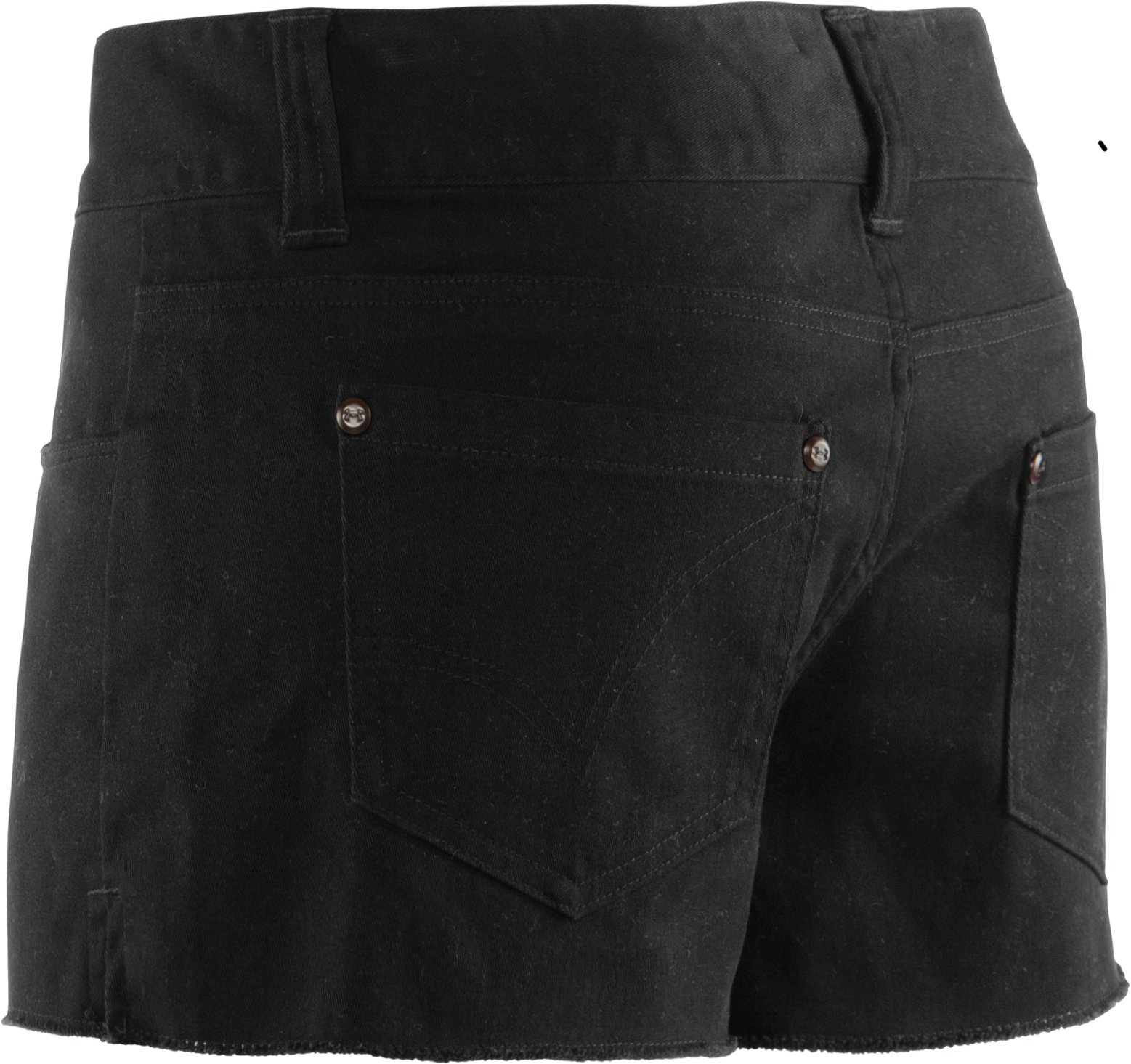 Women's UA Mohawk Shorts, Black , undefined