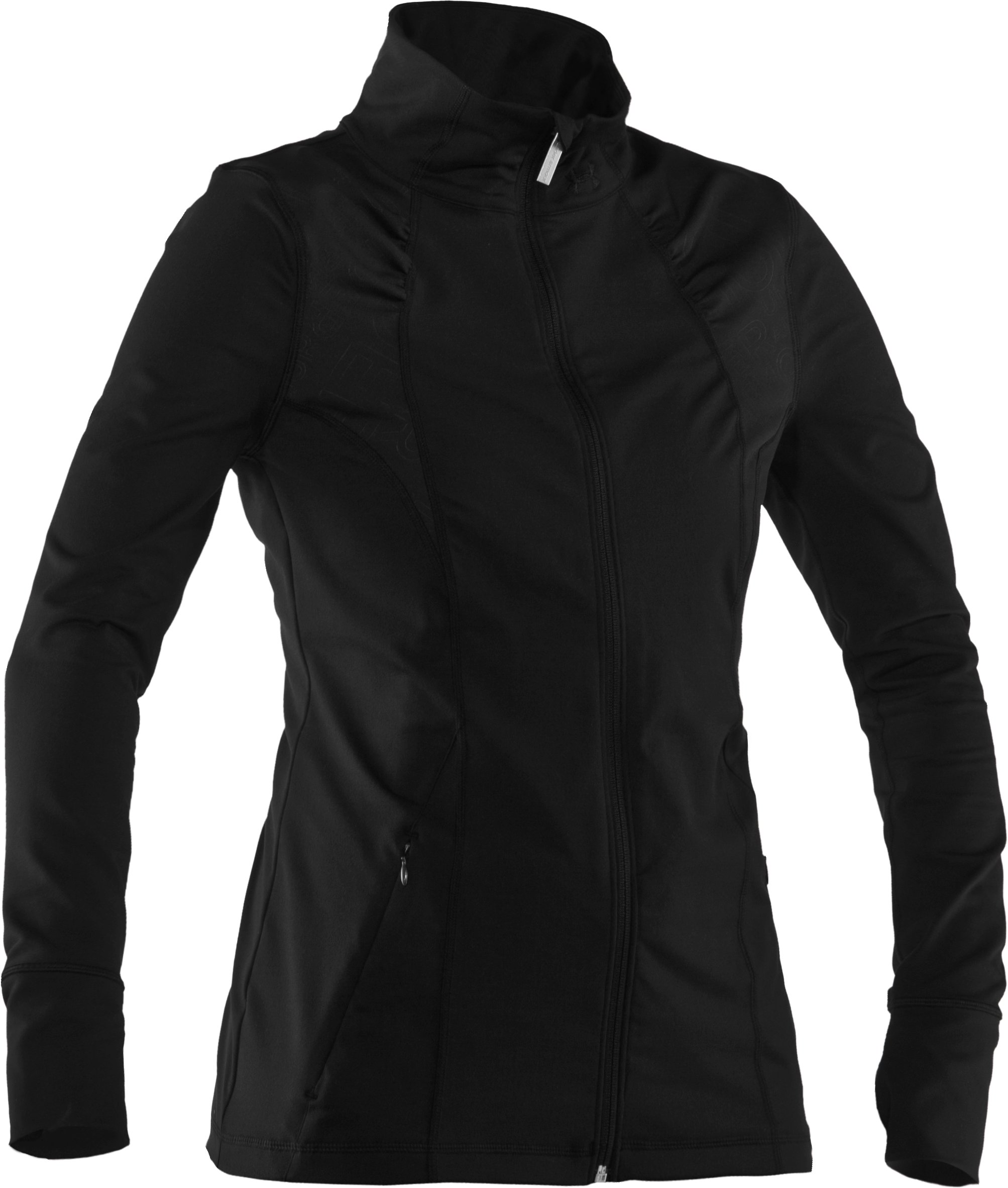 Women's UA StudioLux® Jacket, Black