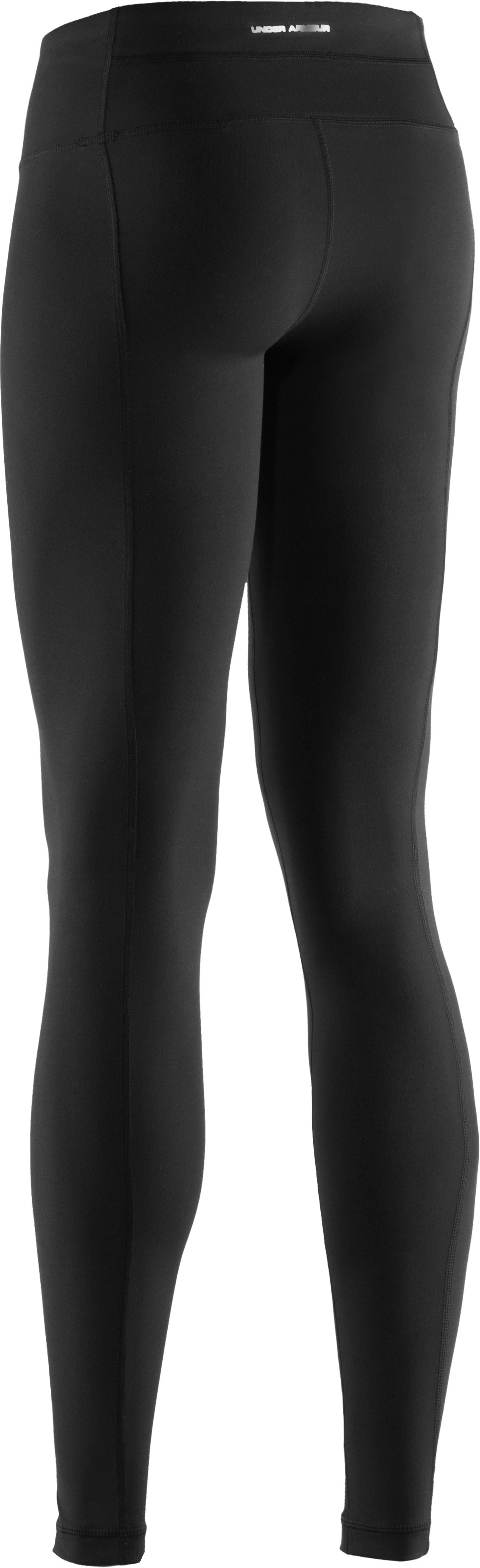 Women's UA StudioLux® Leggings, Black , undefined
