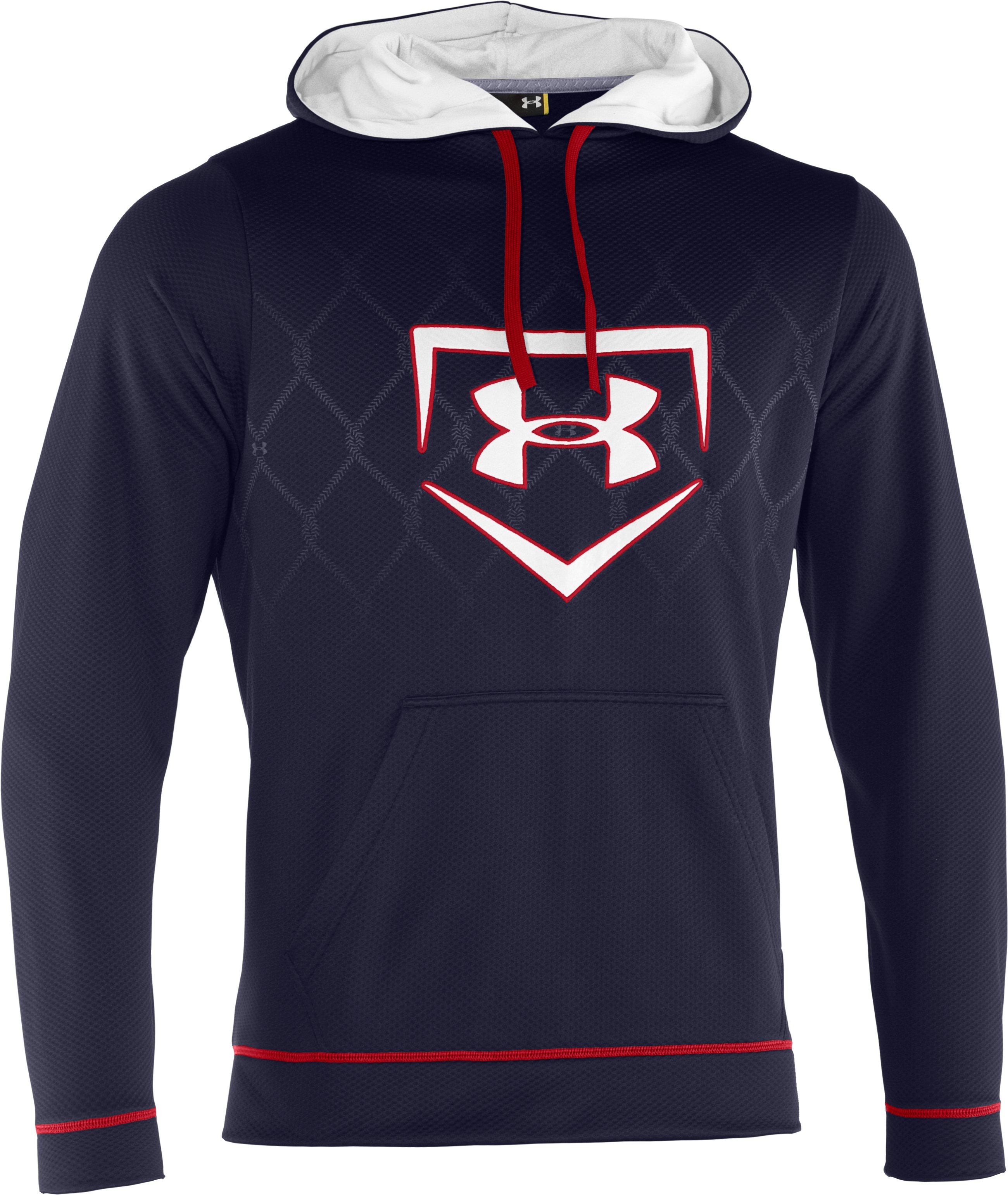 Men's UA CTG Chain Link Hoodie, Midnight Navy,