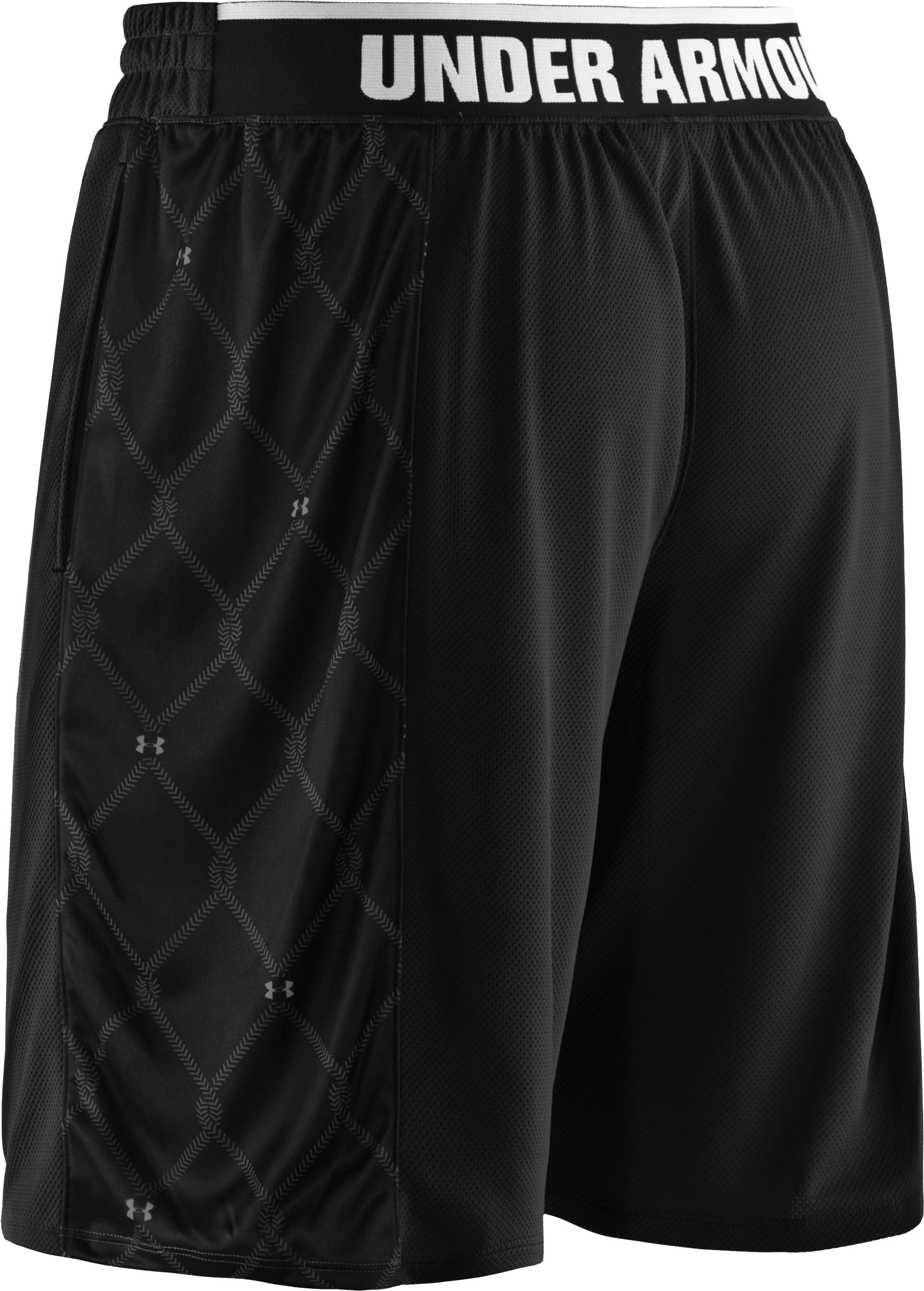 Men's UA CTG Chain Link Shorts, Black