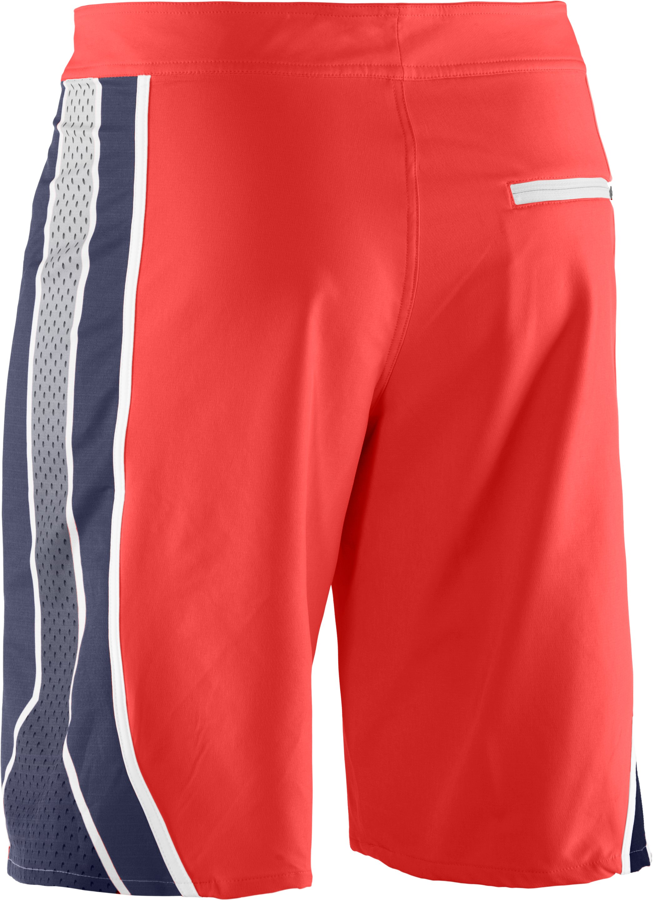 Men's UA Munnaruck Board Shorts, Fire, undefined