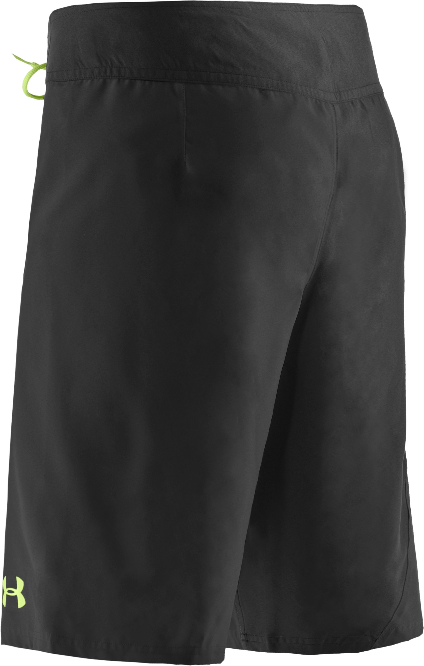Men's UA Takahimi Board Shorts, Black