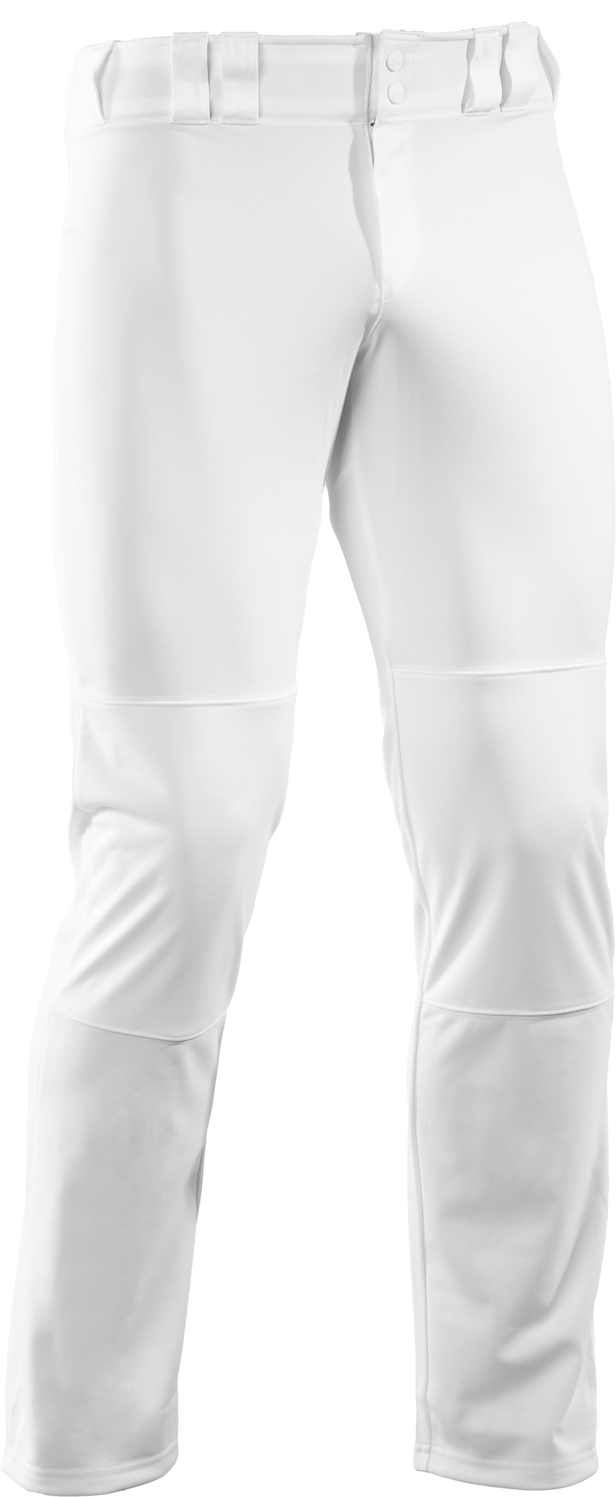 Men's UA Leadoff Baseball Pants, White