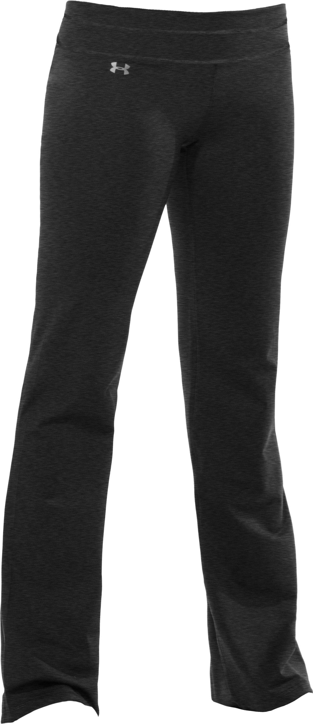 Women's UA StudioLux® Pant, Asphalt Heather,