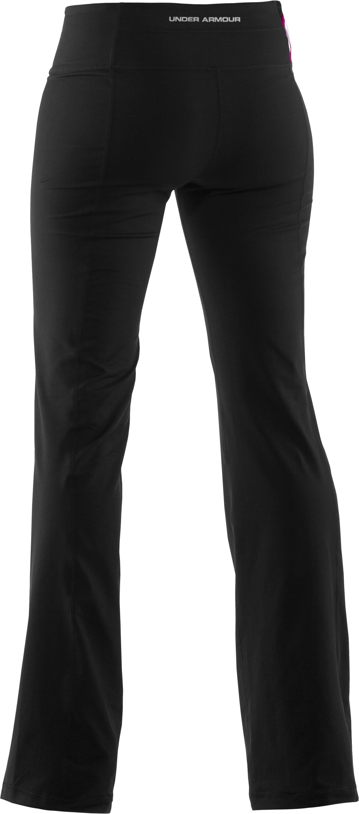 Women's UA Perfect Shape Pant, Black , undefined