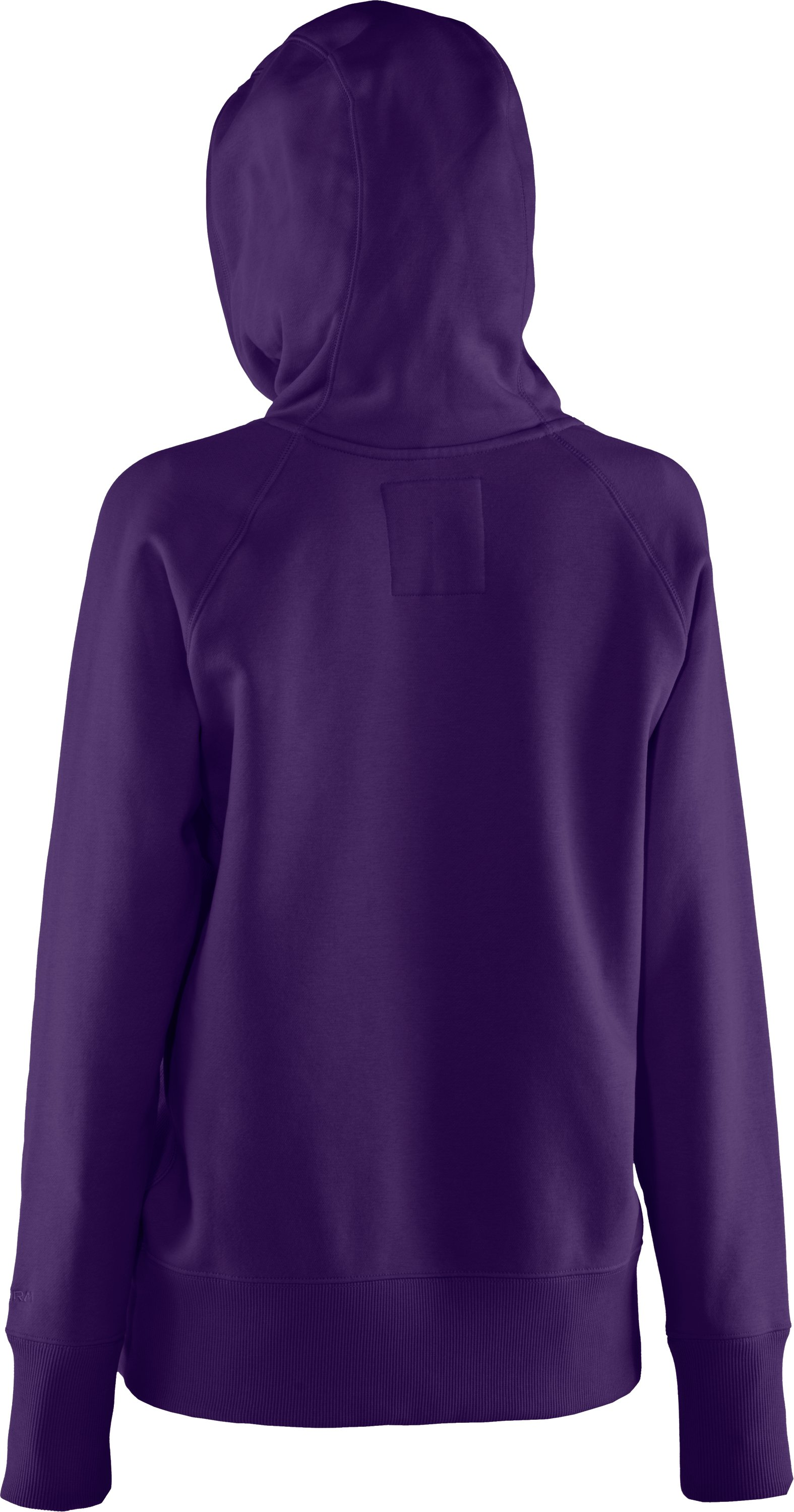 Women's Charged Cotton® Storm Hoodie, Zone, undefined
