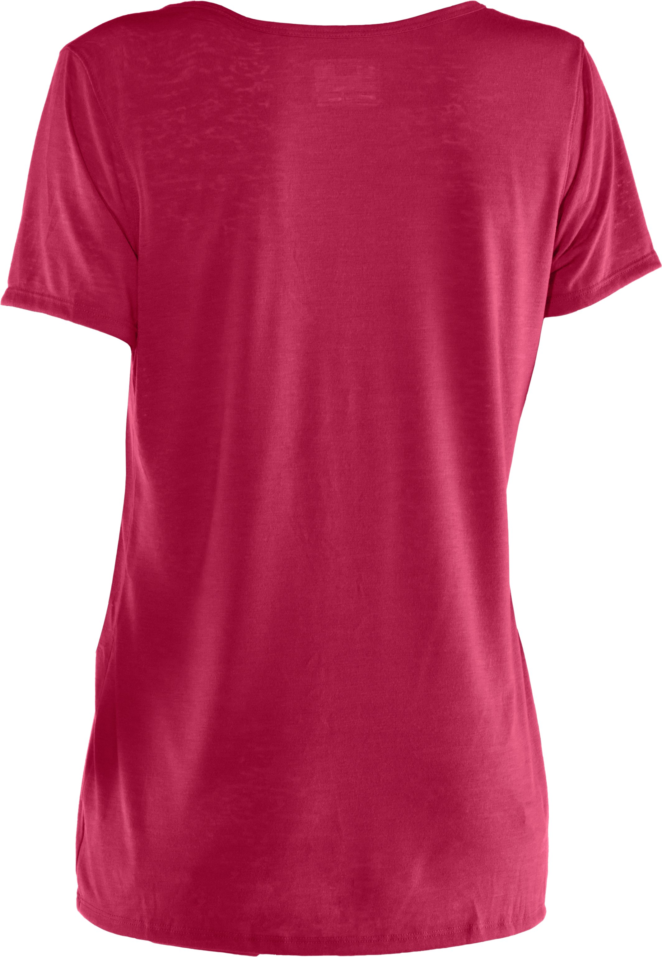 Women's Achieve Burnout T-Shirt, Ultra, undefined