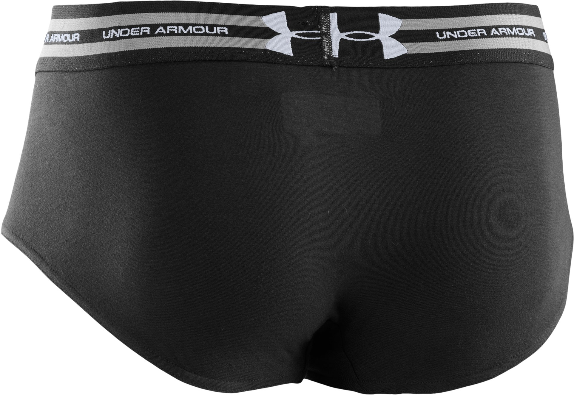 Men's Charged Cotton® Brief, Black , undefined