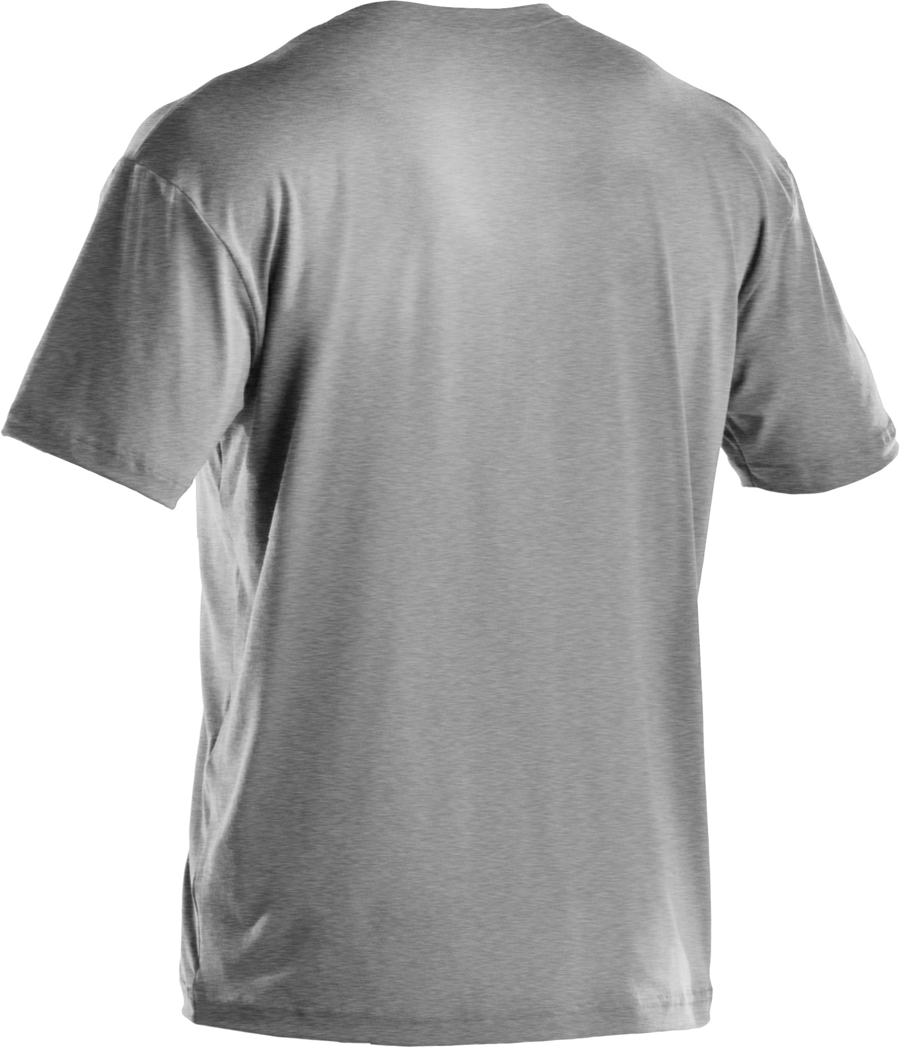 Men's UA Painted Logo T-Shirt, True Gray Heather