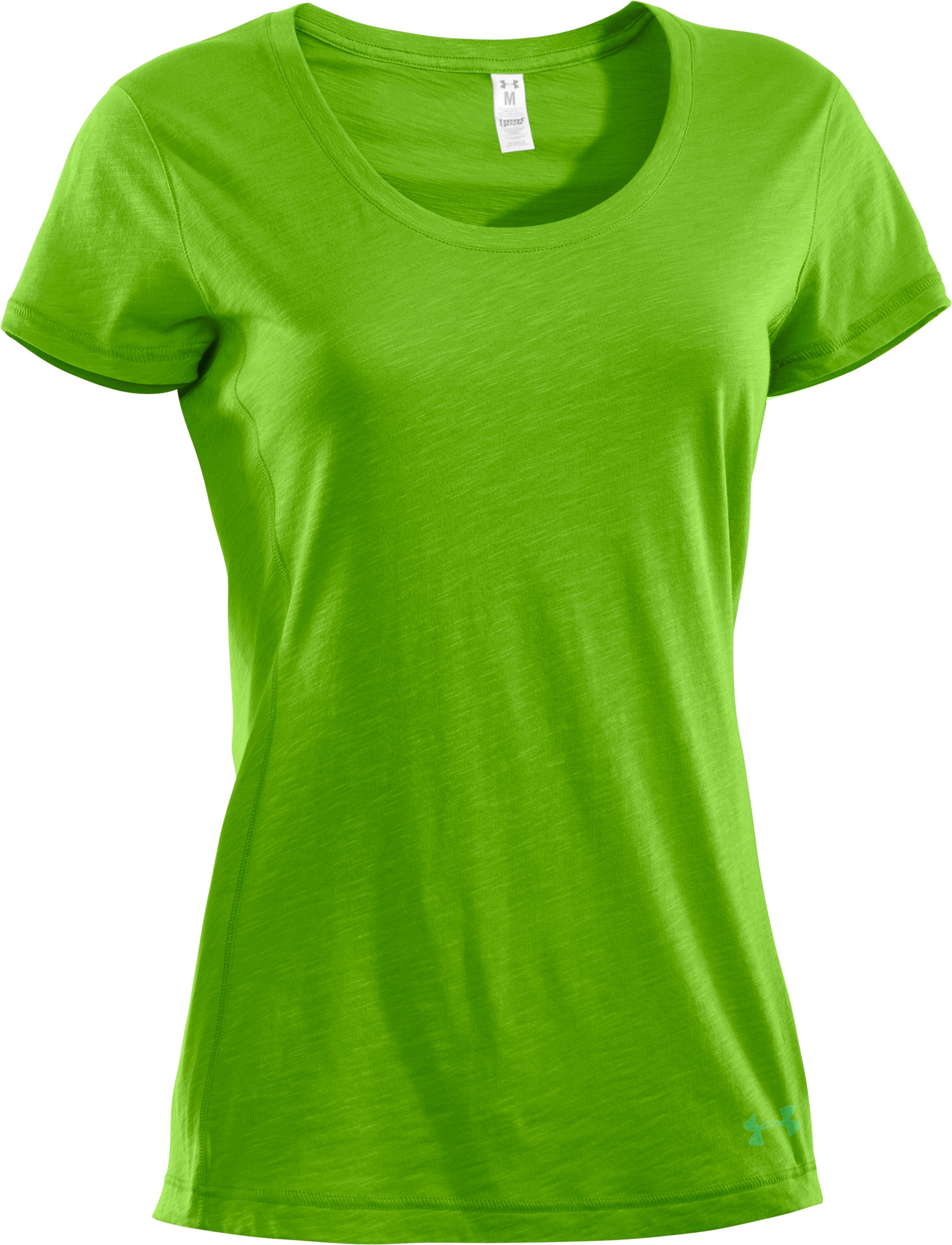 Women's Charged Cotton® Sassy Slub T-Shirt, Poison