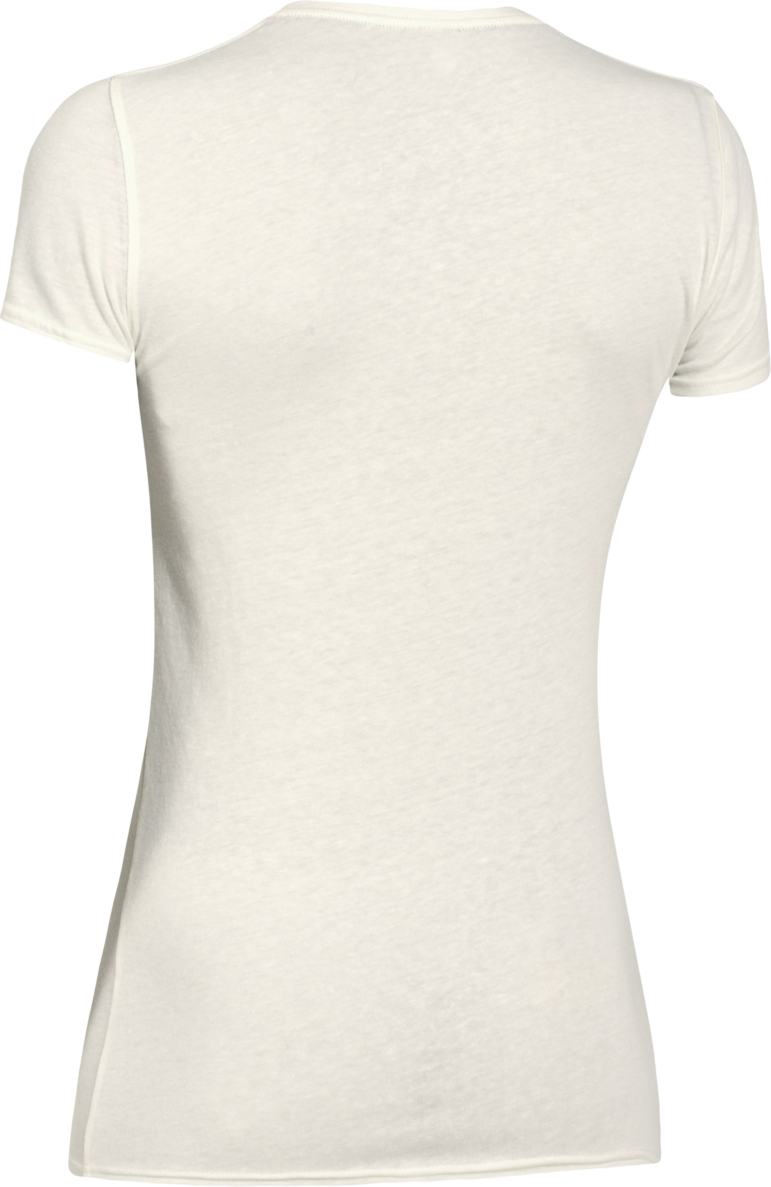 Women's Charged Cotton® Undeniable T-Shirt, Ivory, undefined