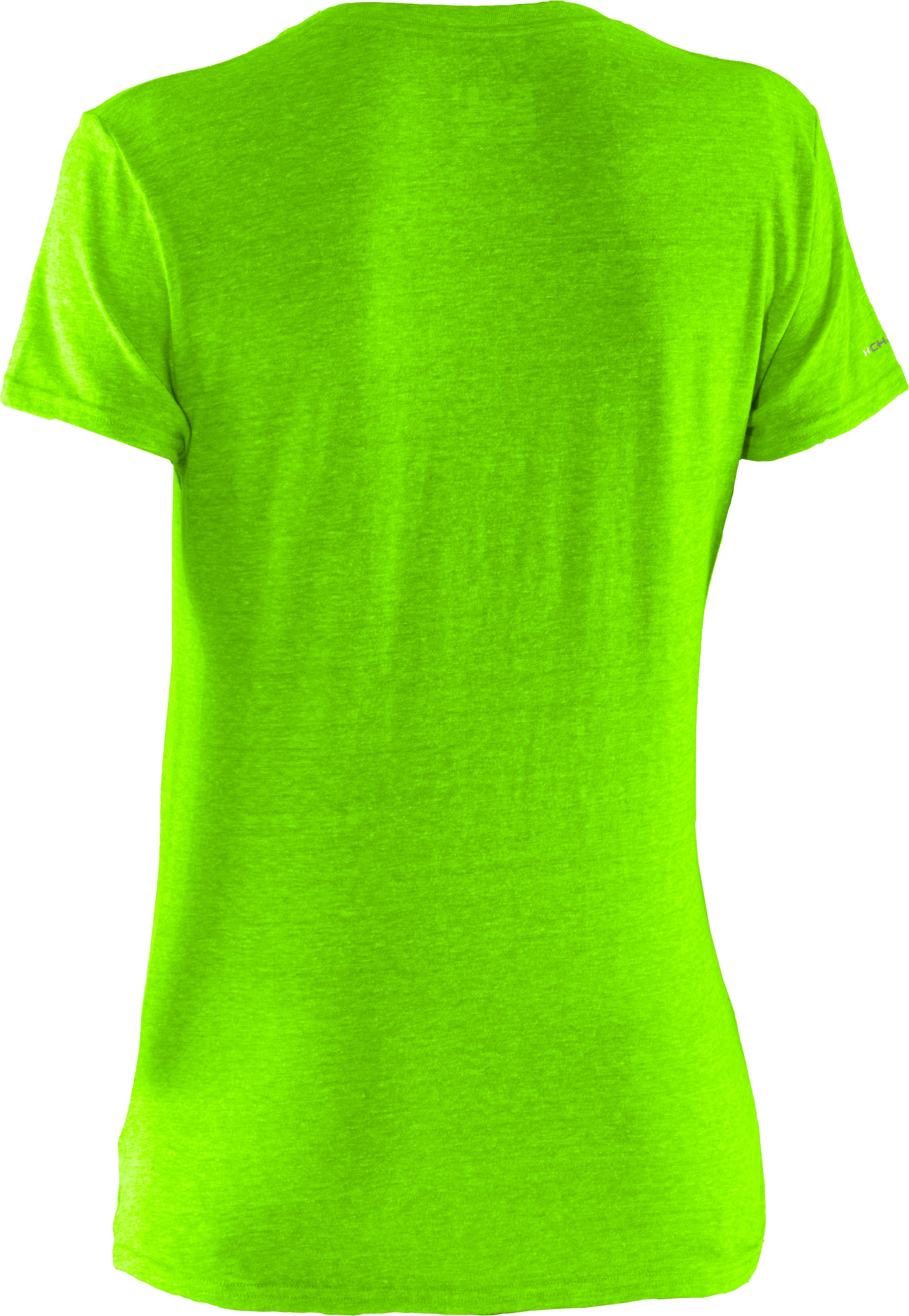 Women's Charged Cotton® Undeniable T-Shirt, HYPER GREEN