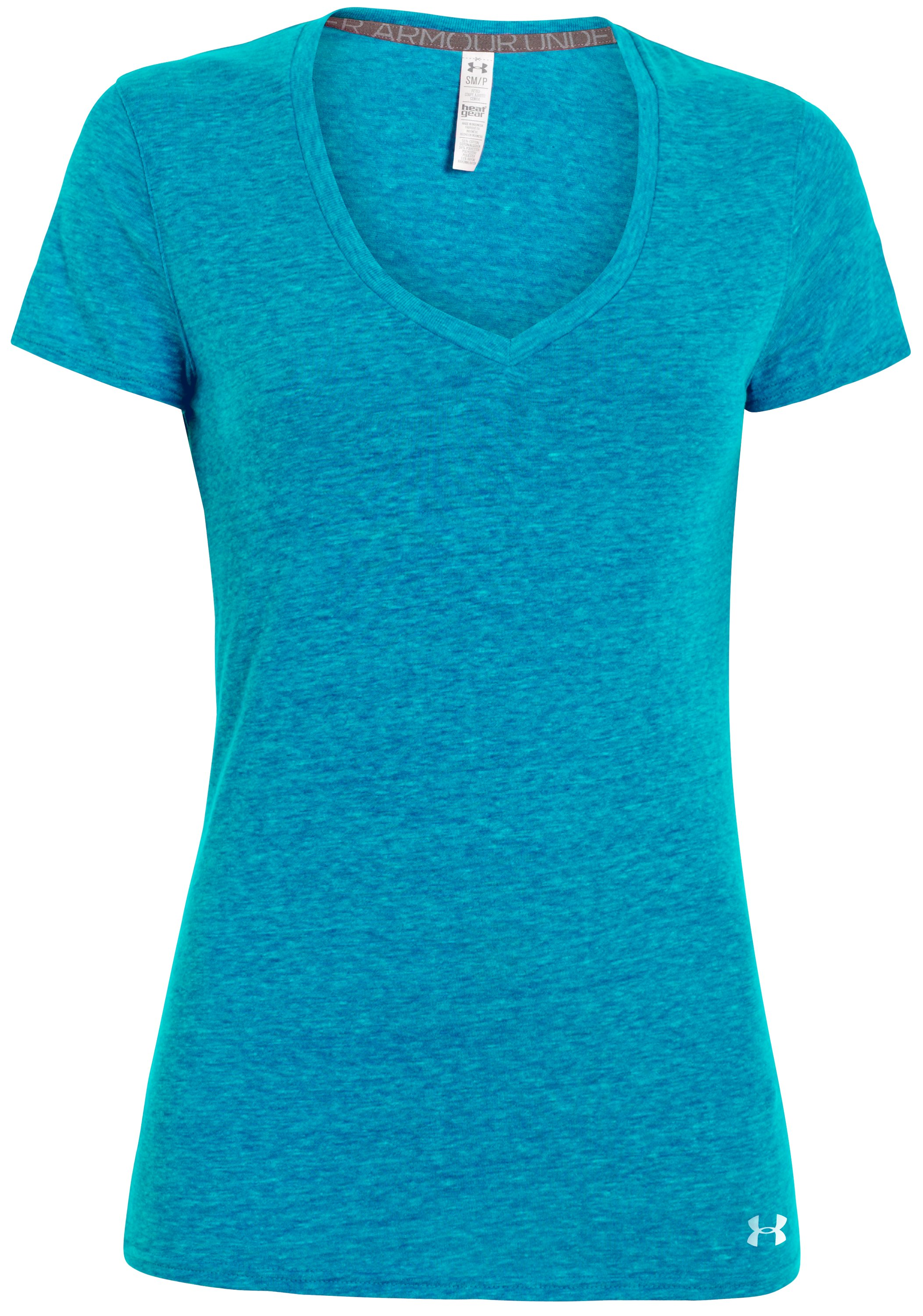 Women's Charged Cotton® Undeniable T-Shirt, Pacific, undefined