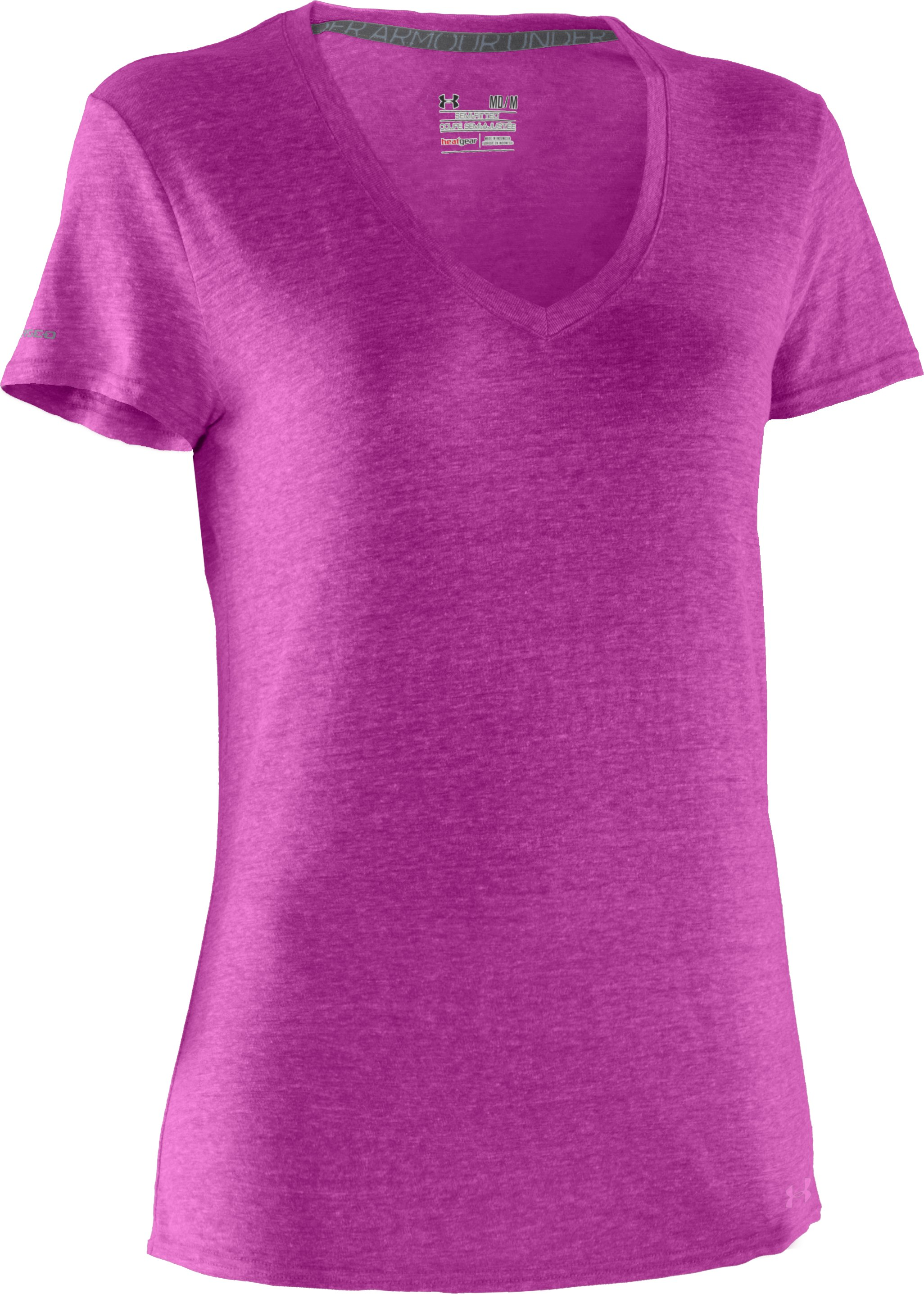 Women's Charged Cotton® Undeniable T-Shirt, STROBE, undefined