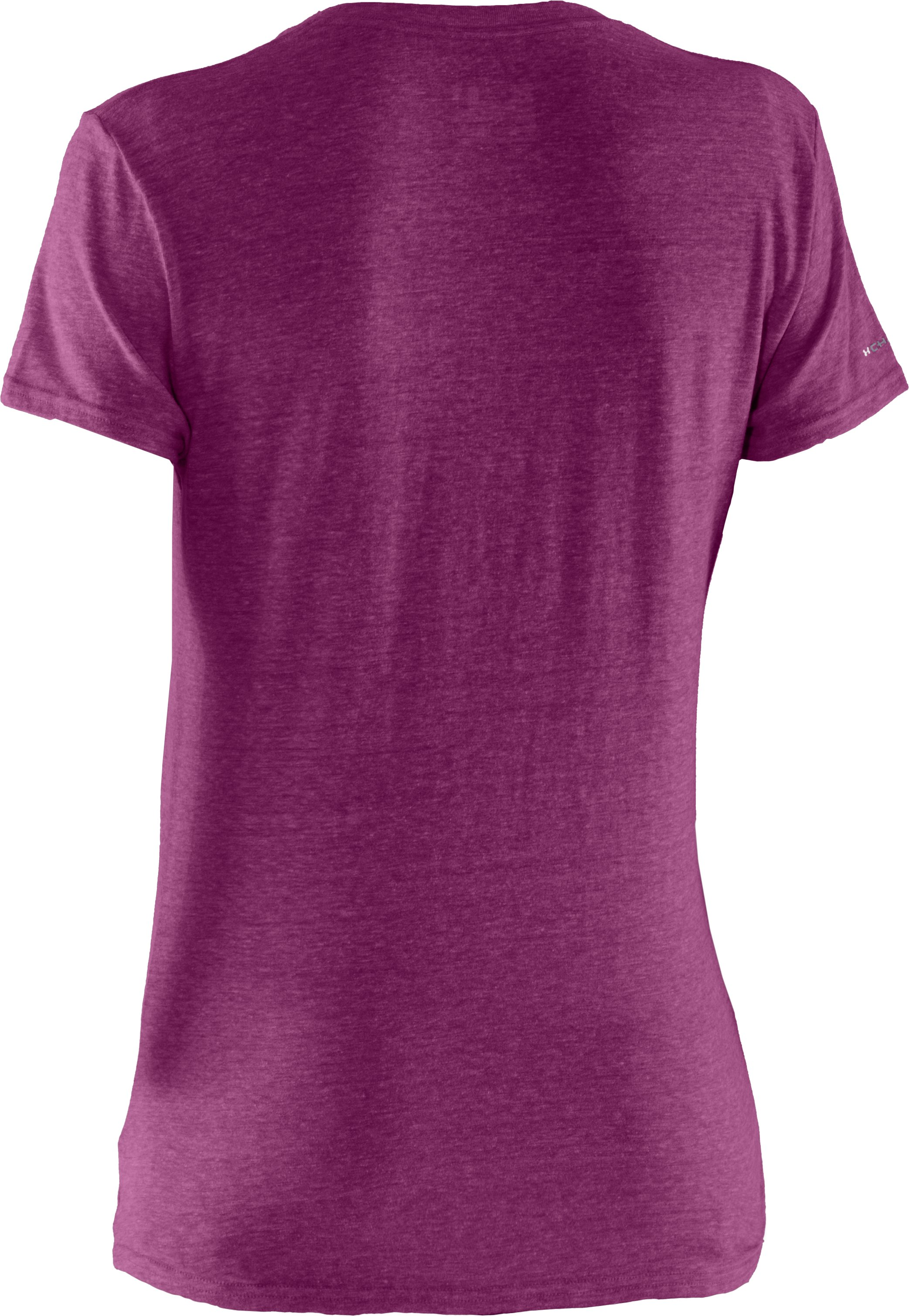 Women's Charged Cotton® Undeniable T-Shirt, Aubergine