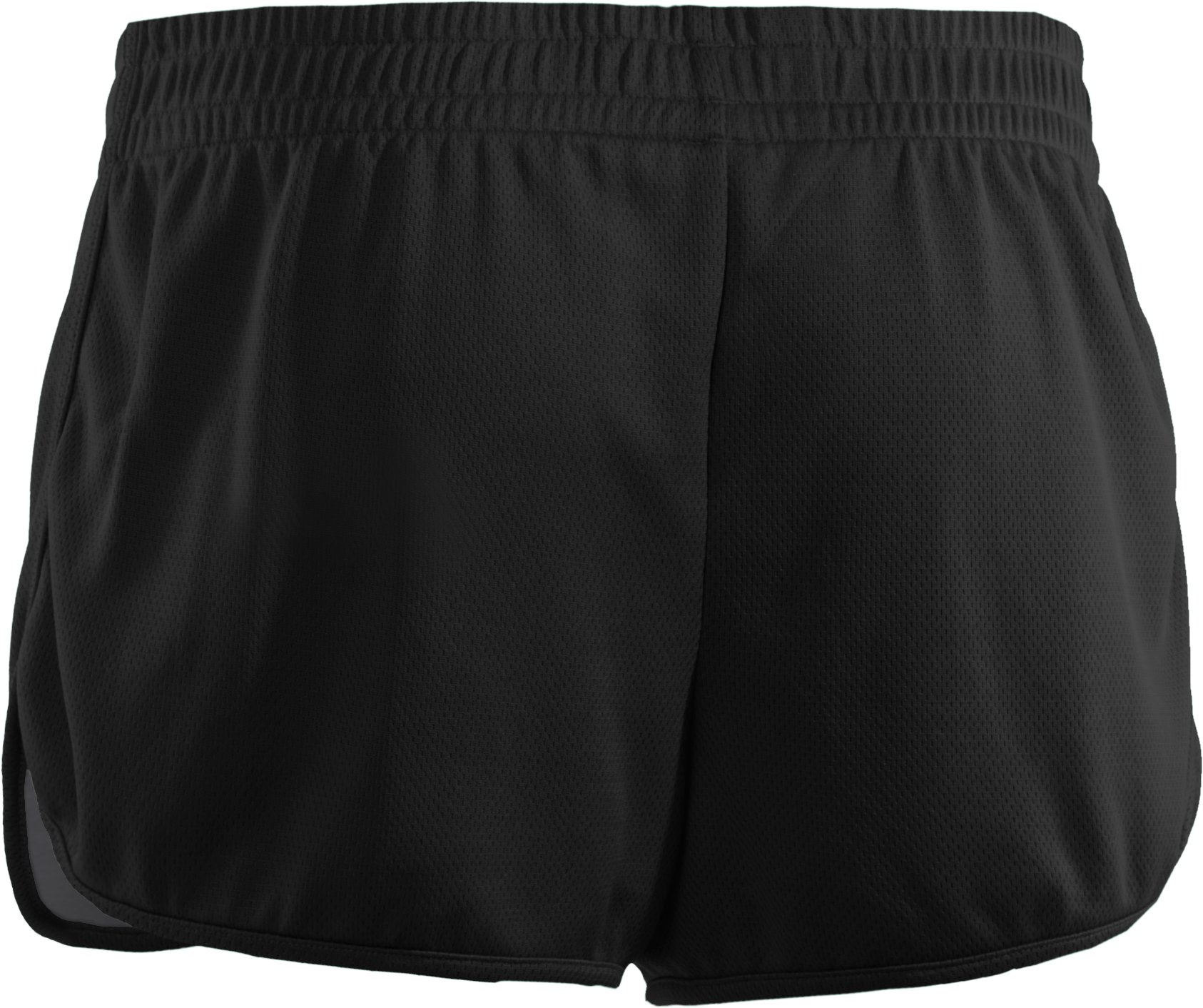 Women's UA Tidal Shorty, Black , undefined
