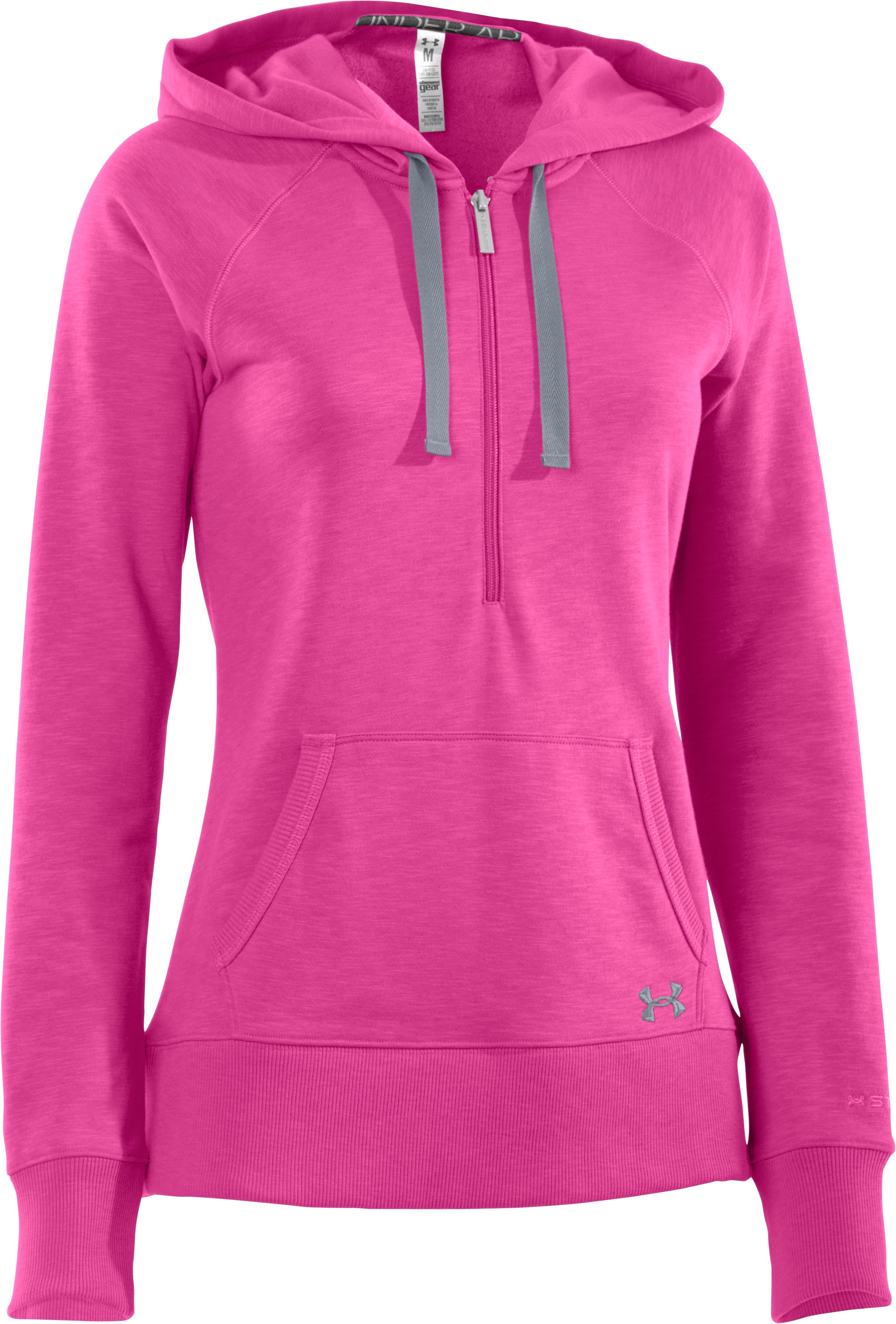 Women's Charged Cotton® Storm Slub Hoodie, Playful