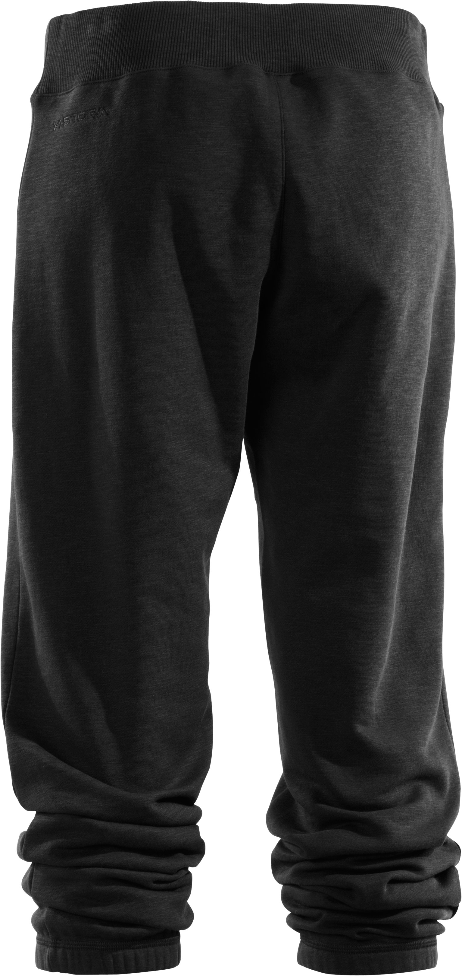 Women's Charged Cotton® Storm Slub Pants, Black ,