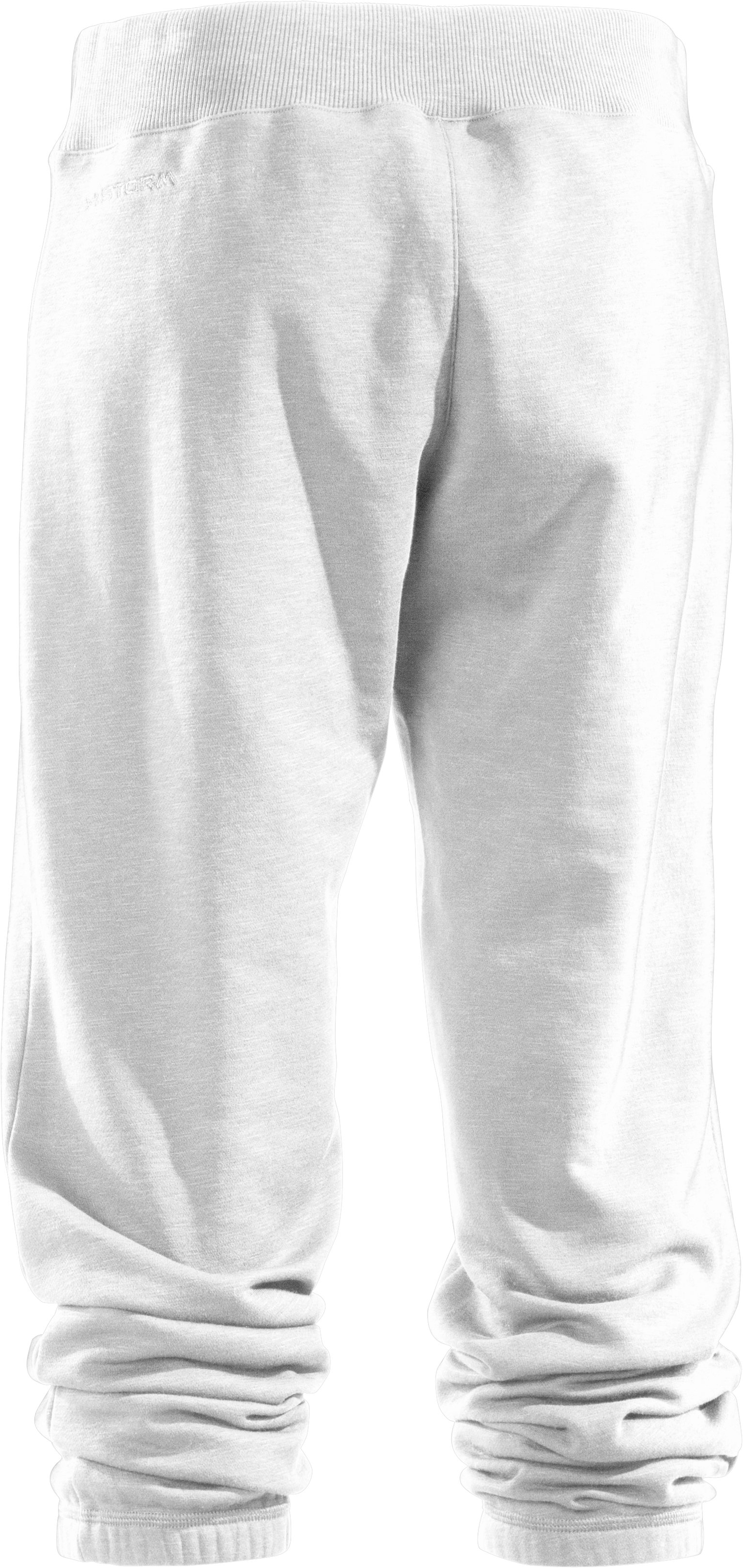 Women's Charged Cotton® Storm Slub Pants, White,