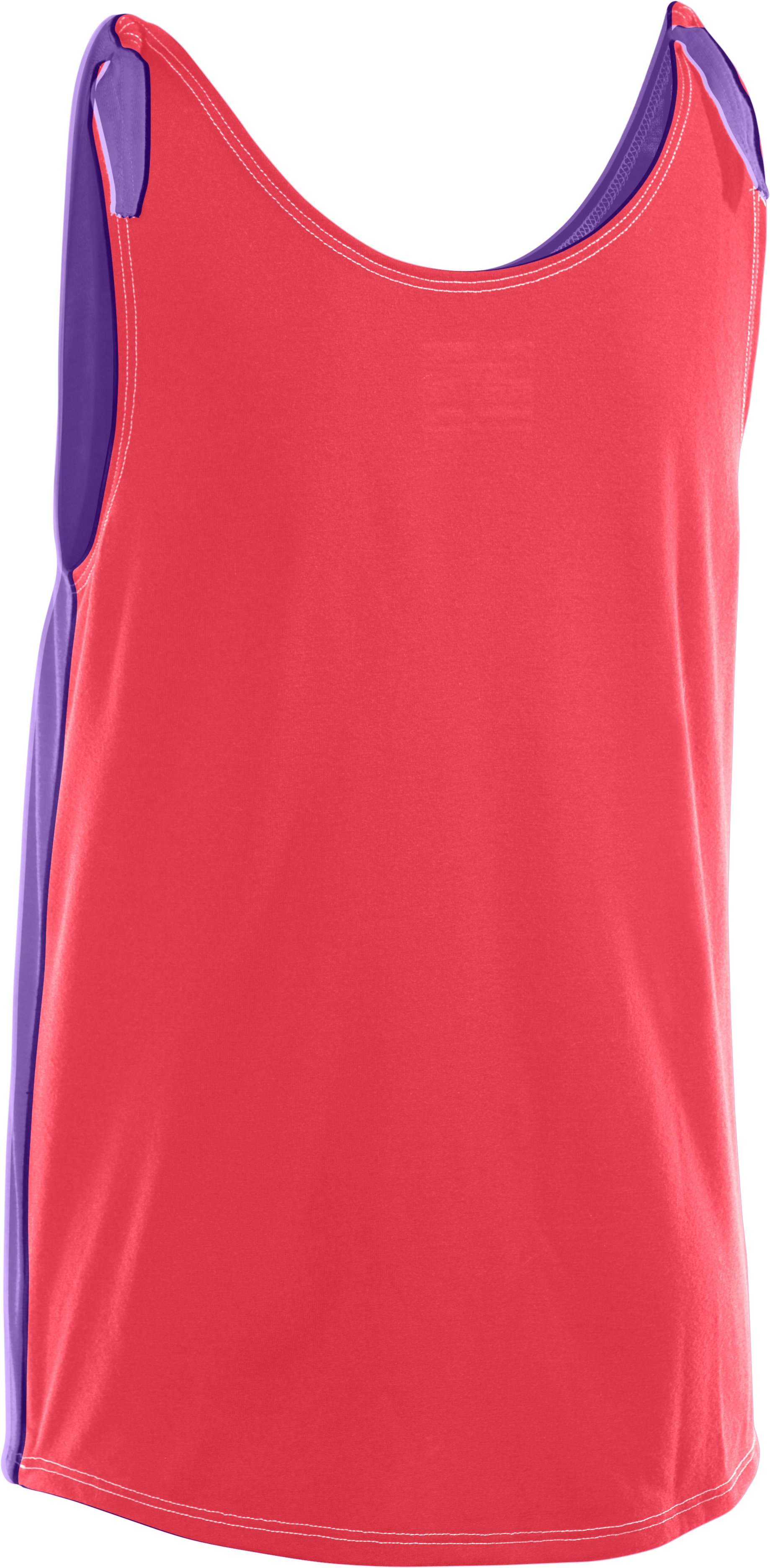 Girls' UA Up In Knots Tank, Power, undefined