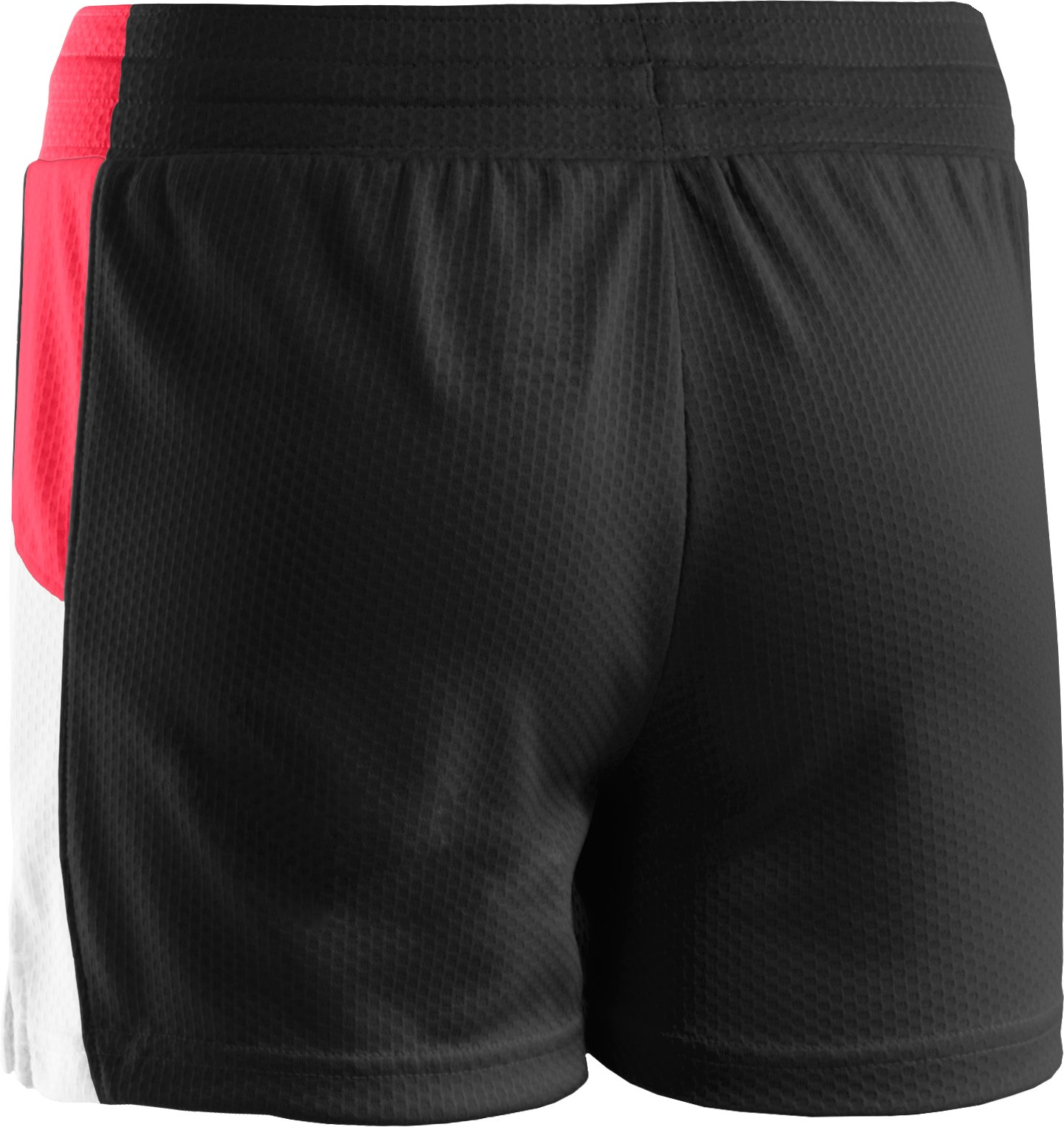 "Girls' UA Intensity 3"" Shorts, Black"