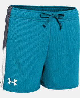 "Girls' UA Intensity 3"" Shorts  1  Color Available $15.99"