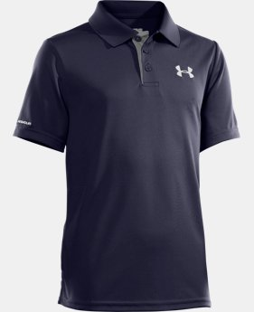 Boys' UA Match Play Polo LIMITED TIME: FREE U.S. SHIPPING 1 Color $22.99 to $29.99