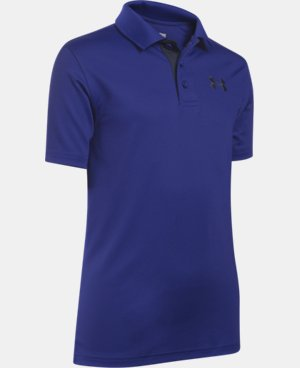 Boys' UA Match Play Polo  1 Color $26.99