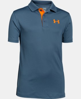 Boys' UA Match Play Polo  1 Color $22.99