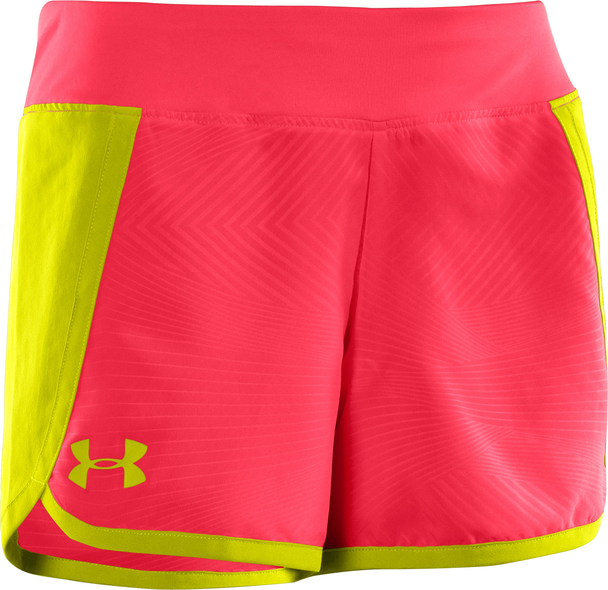 "Girls' UA Ripping 3"" Shorts, Power, undefined"