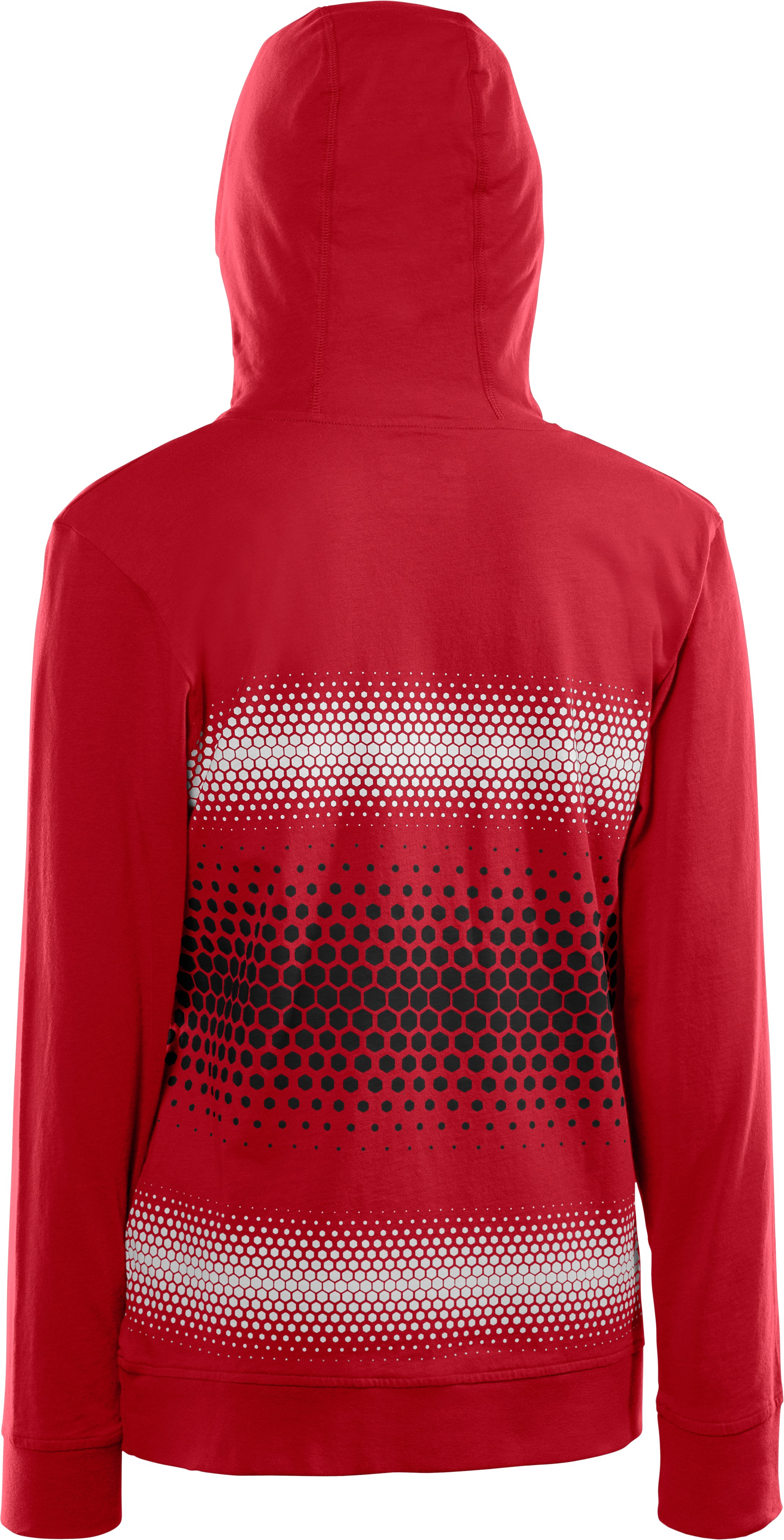 Boys' Charged Cotton® Influencer Hoodie, Red, undefined