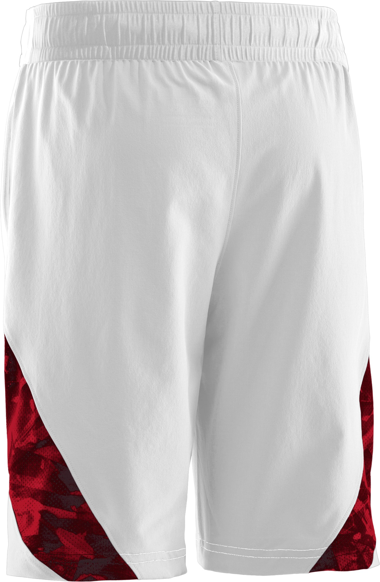 Boys' NFL Combine Authentic Shorts, White