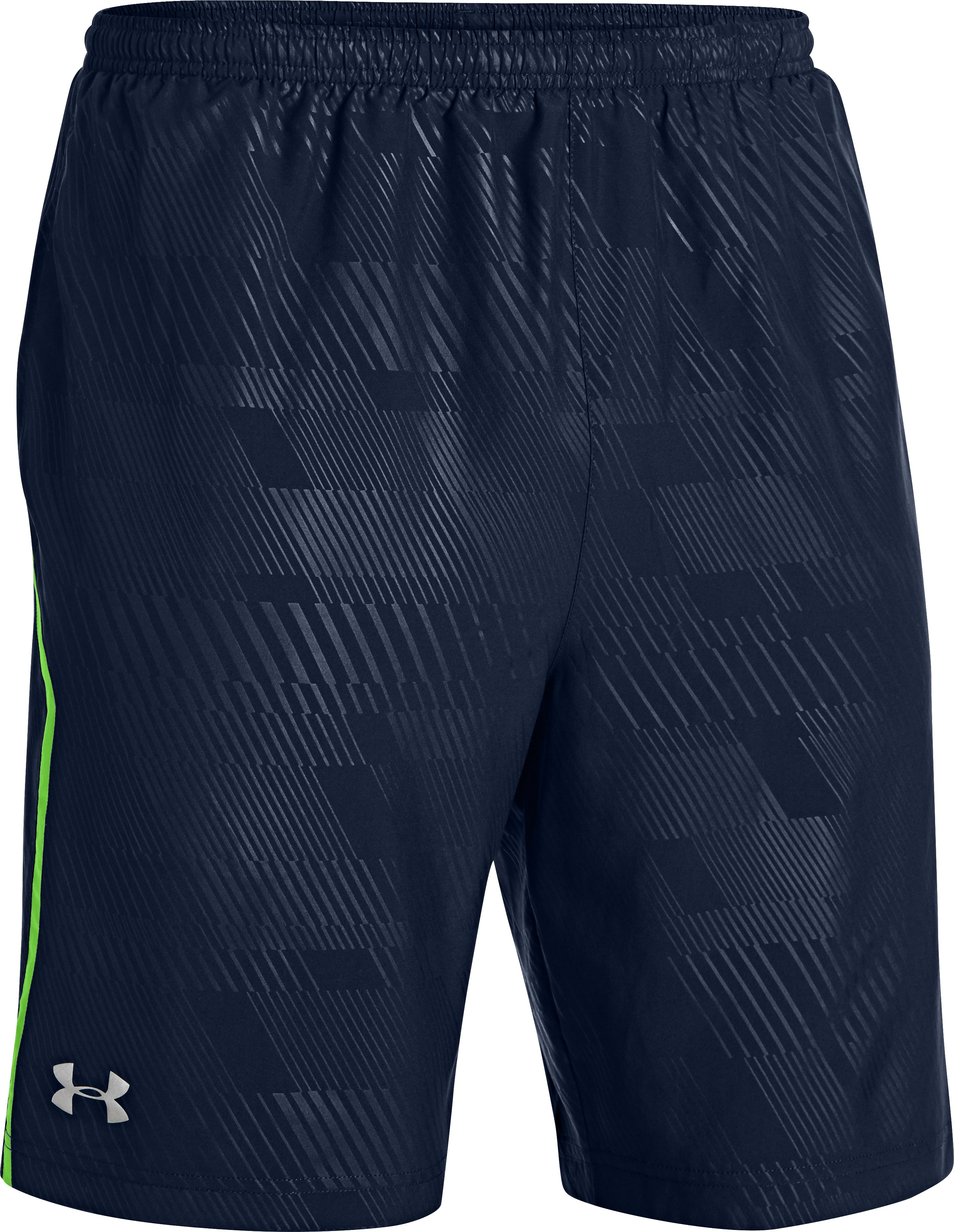 "Men's UA Escape 9"" Woven Shorts, Academy,"