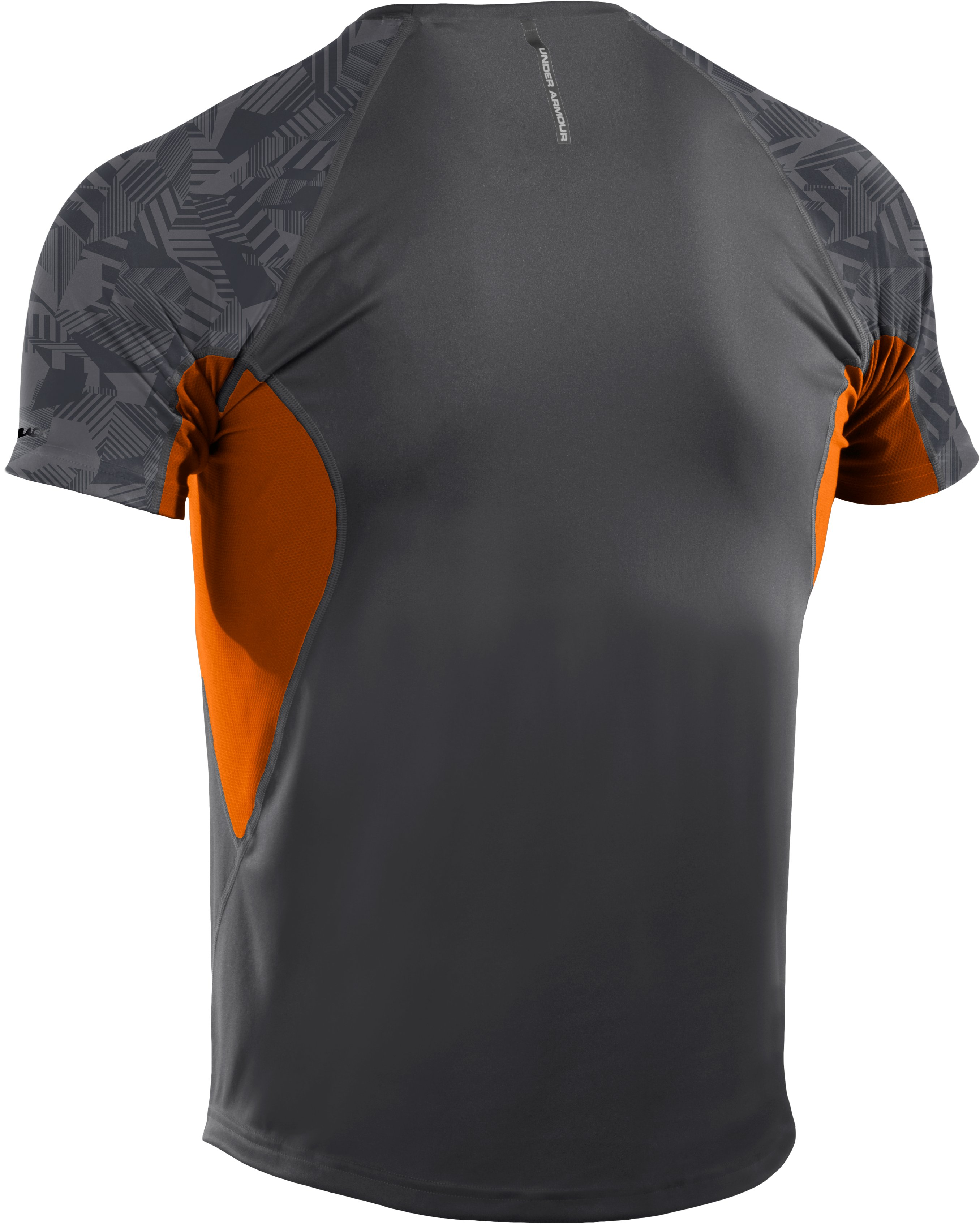 Men's coldblack® Engage Run T-Shirt, Graphite, undefined