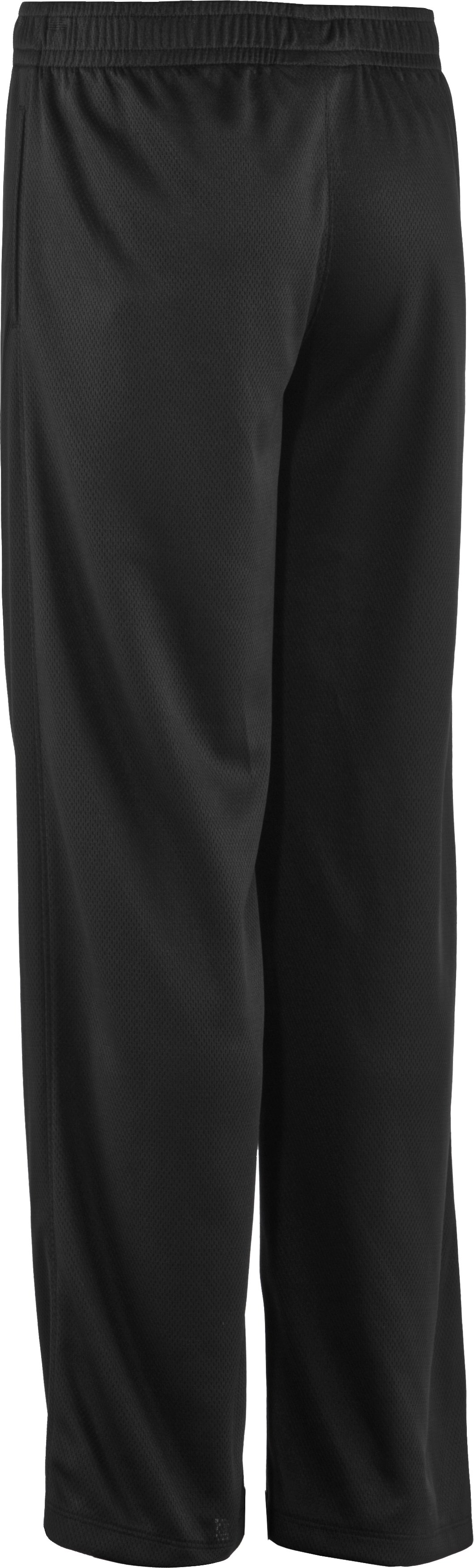 Boys' UA Chaos Pants, Black
