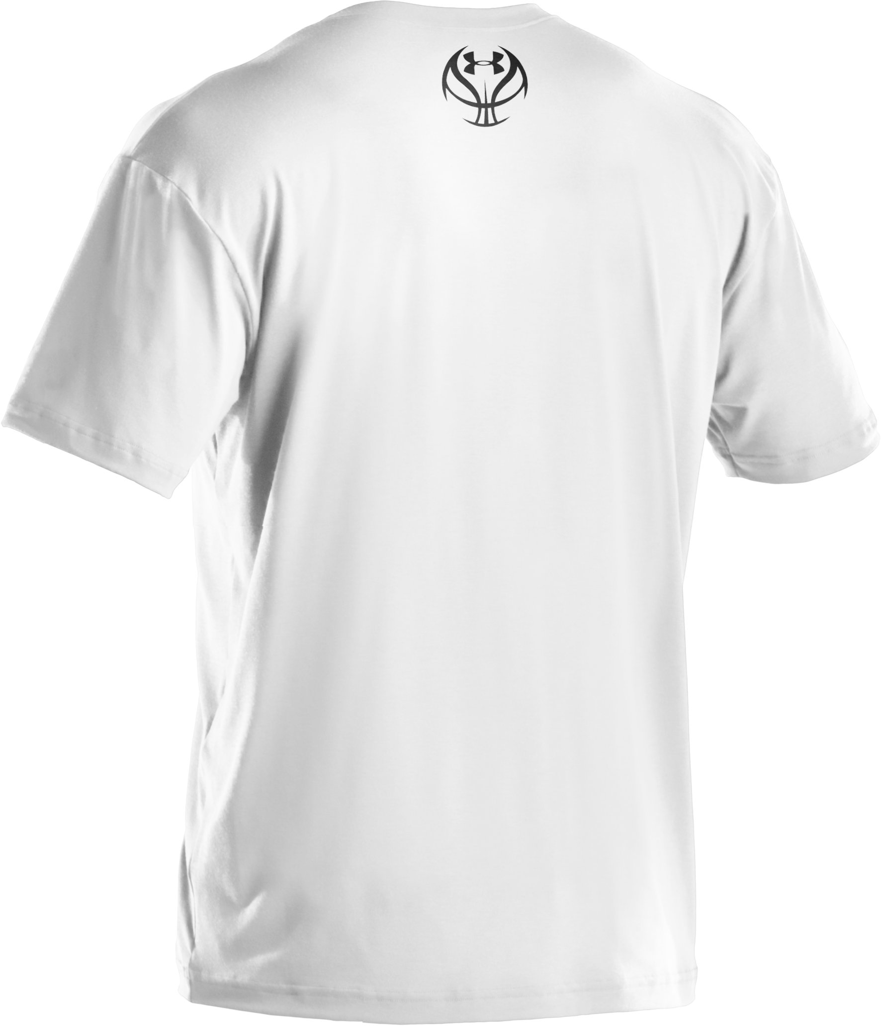 Boys' UA Splatter Icon T-Shirt, White,