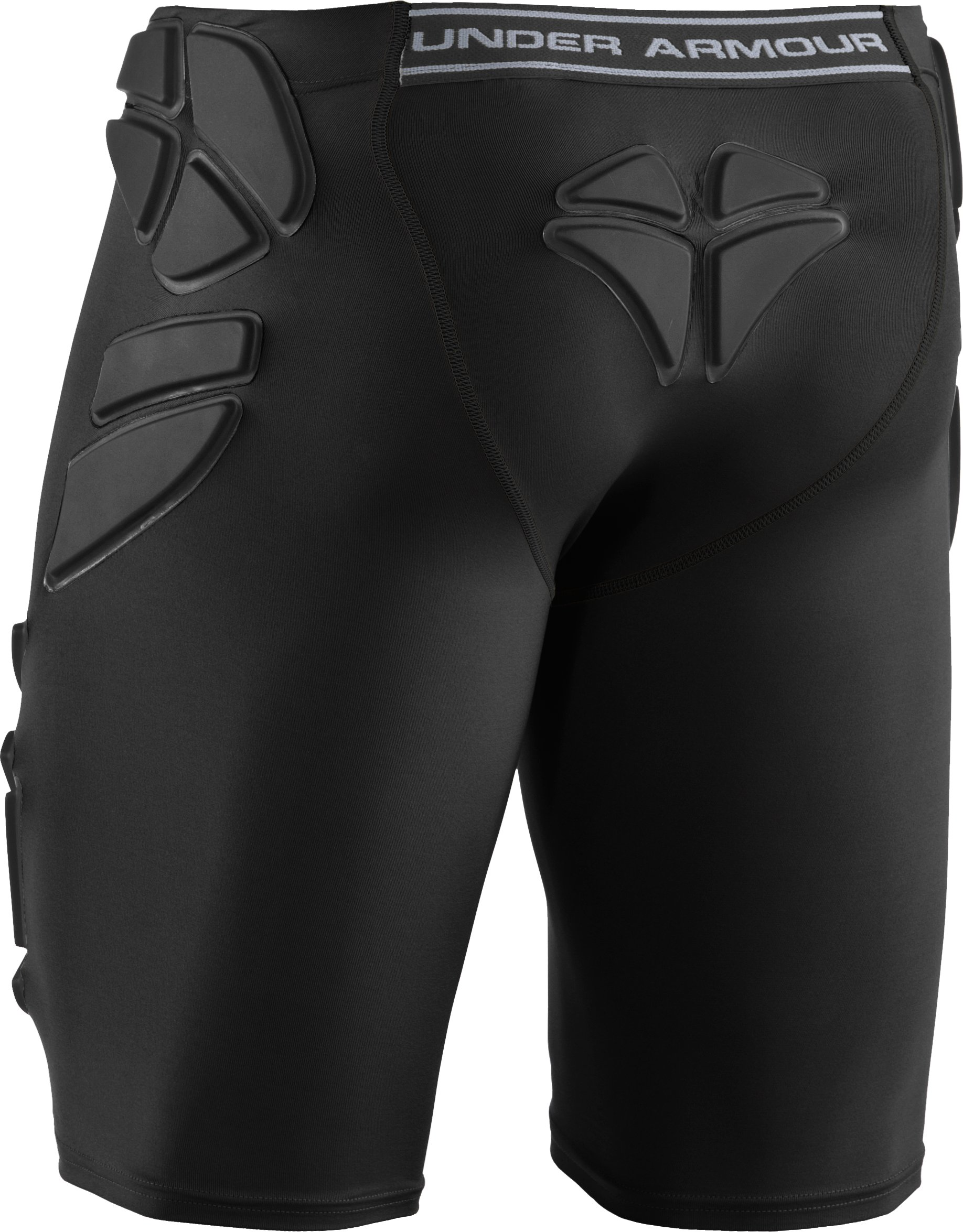 Men's Gameday Armour® Girdle, Black ,