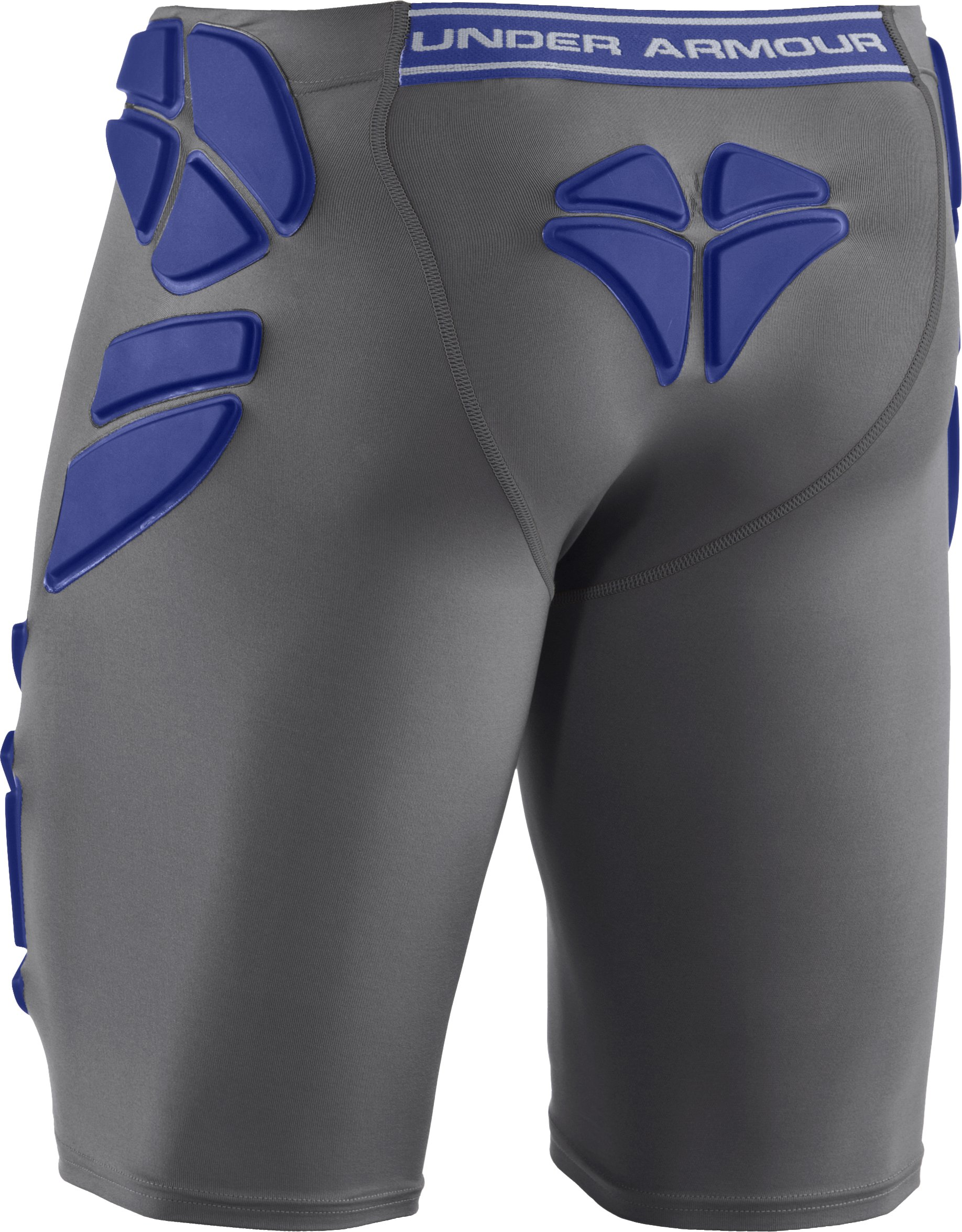 Men's Gameday Armour® Girdle, Graphite,