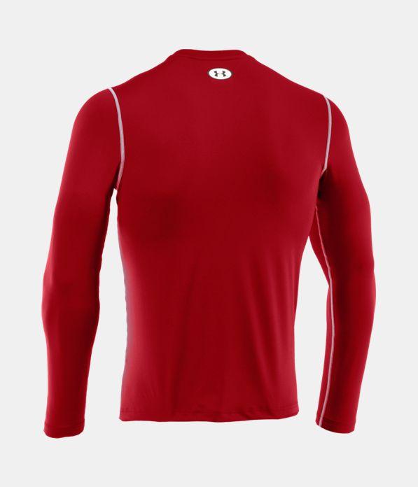 Men s heatgear sonic fitted long sleeve under armour us for Under armour men s heatgear sonic fitted t shirt