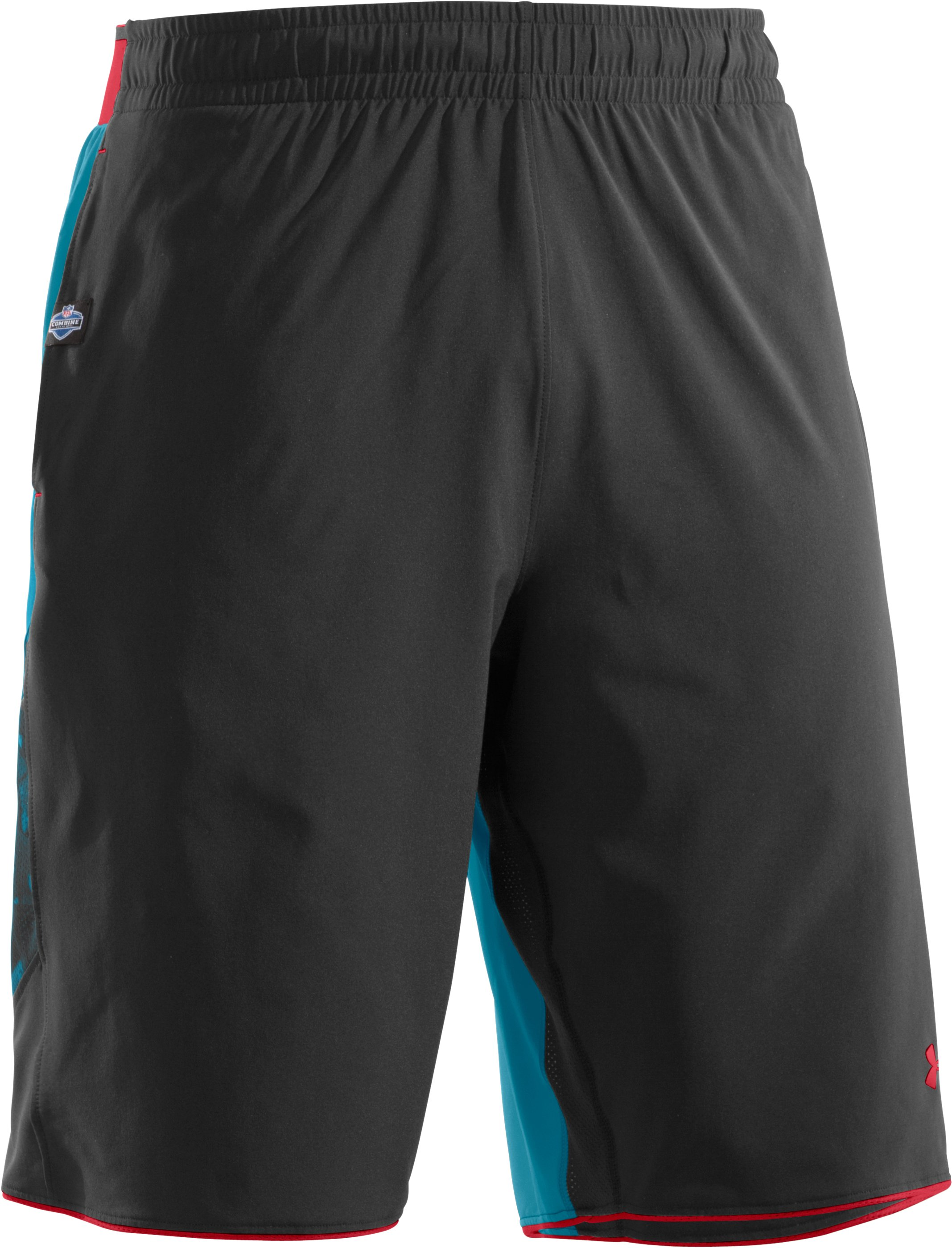 Men's NFL Combine Authentic Shorts, Black