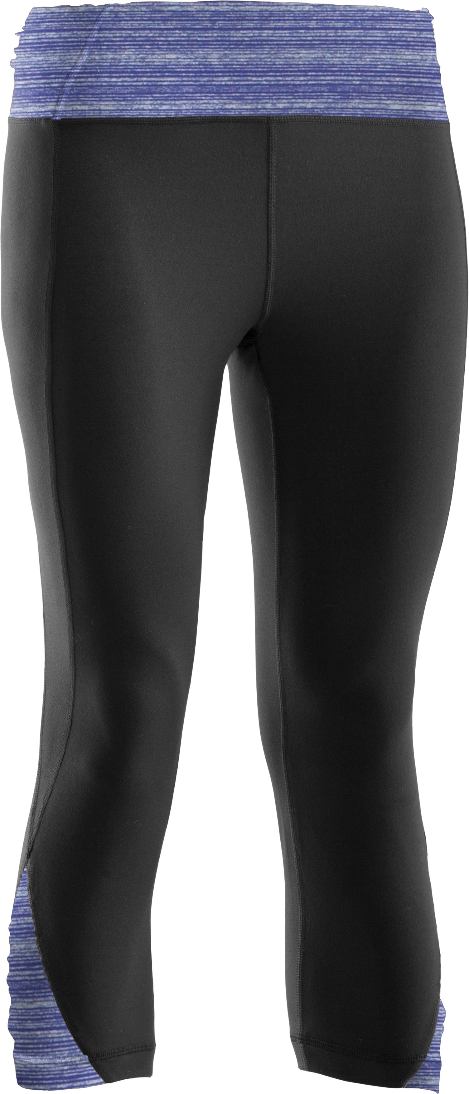 Women's Gather N' Give Capri, Black